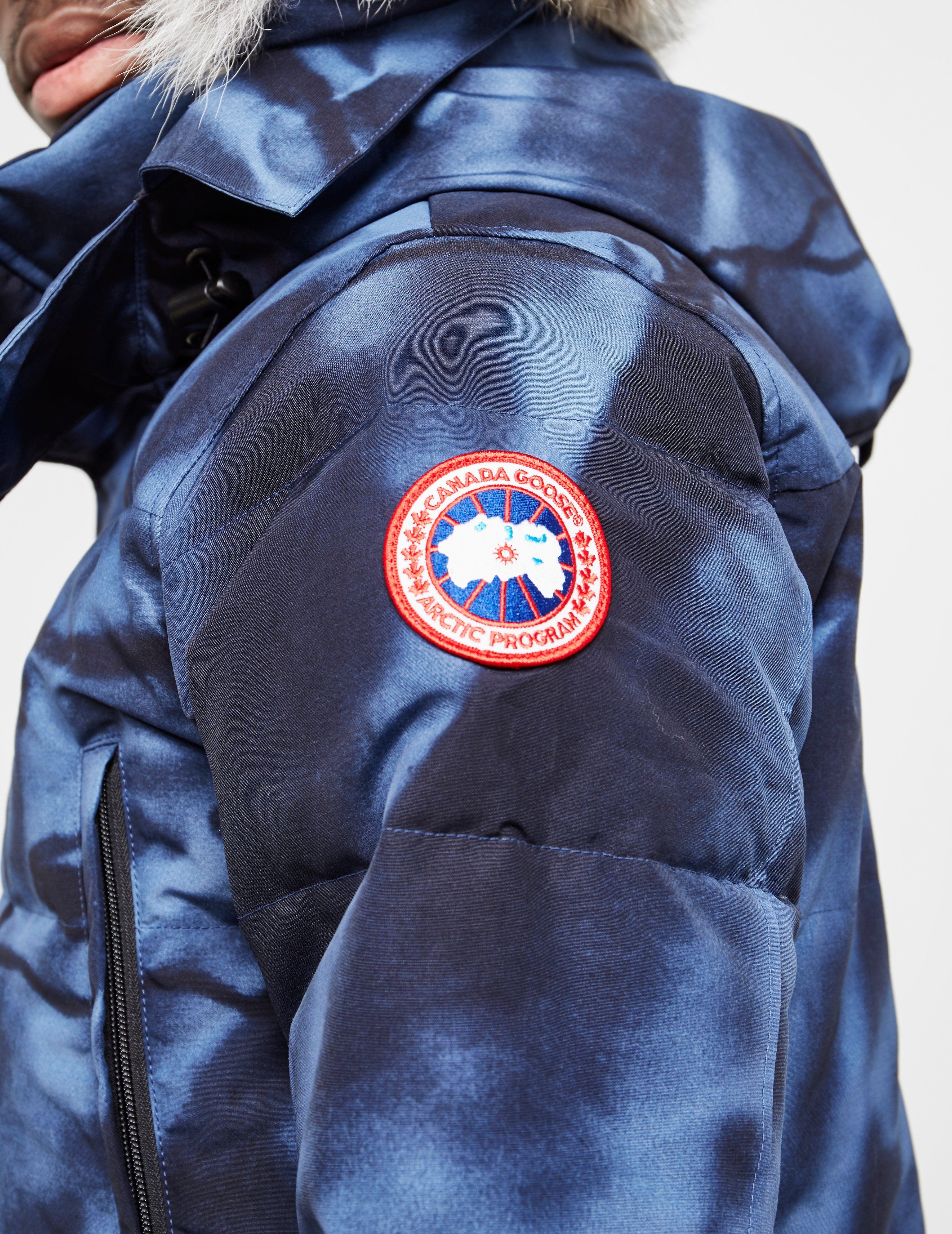 Canada Goose Wyndham Padded Parka Jacket