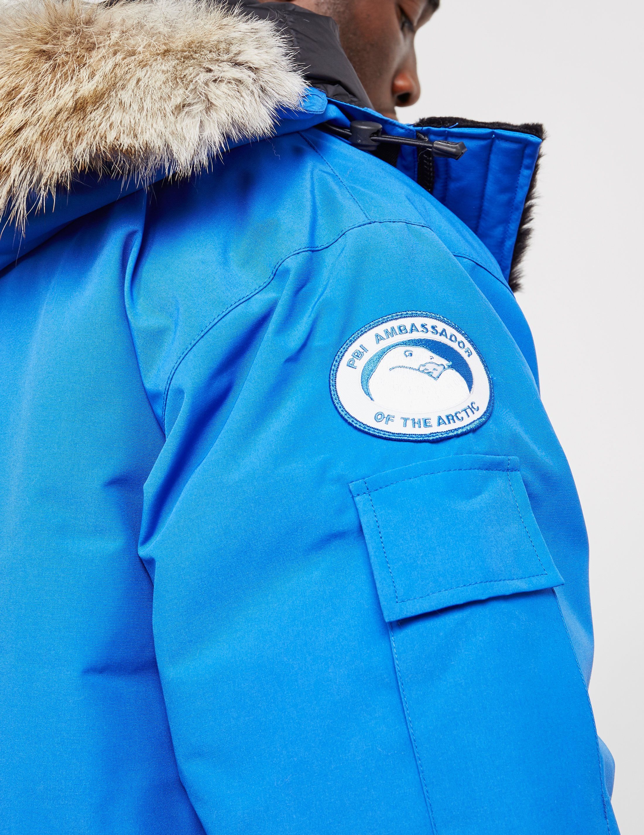 Canada Goose Expedition PBI Jacket