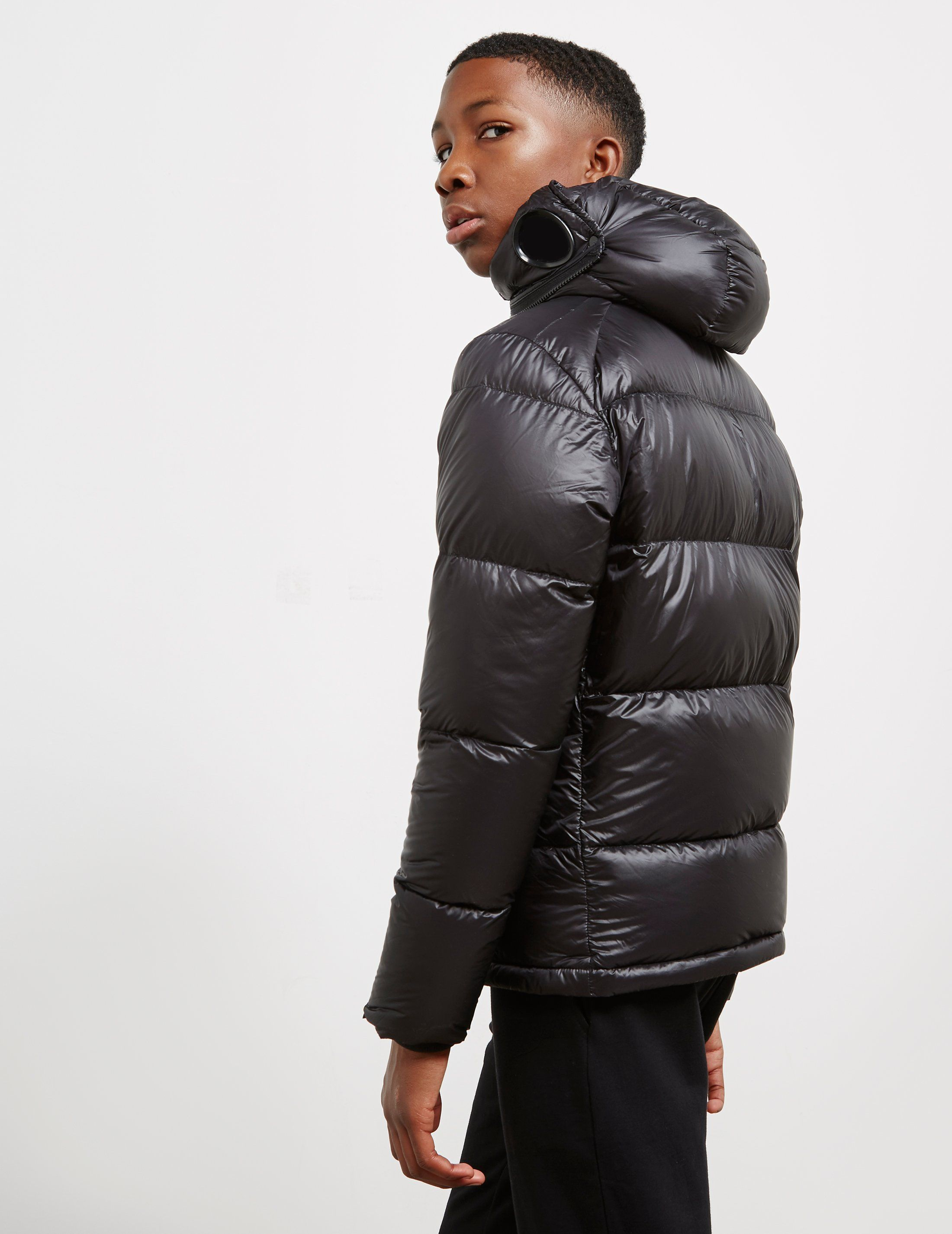 CP Company Down Padded Goggle Jacket