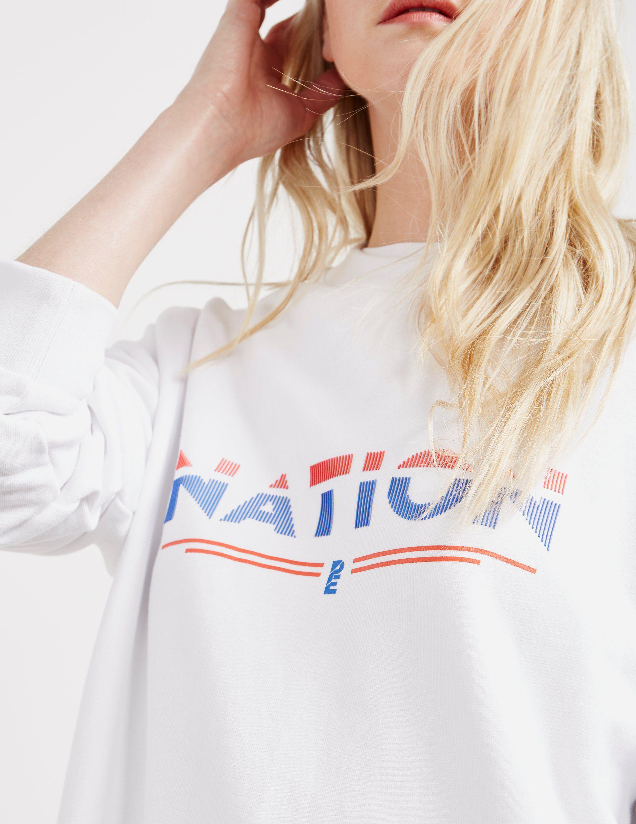 P.E Nation Attacker Sweatshirt