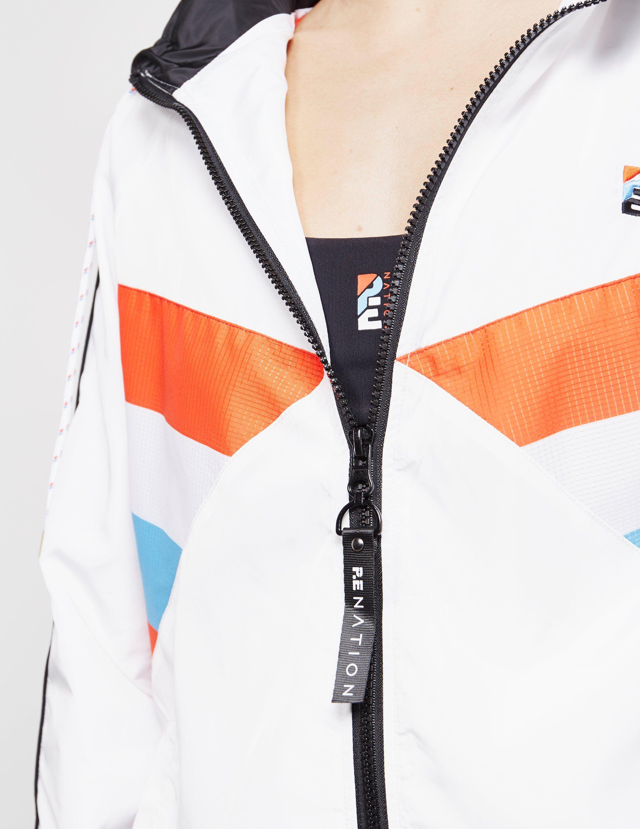 P.E Nation Ruck Panel Jacket