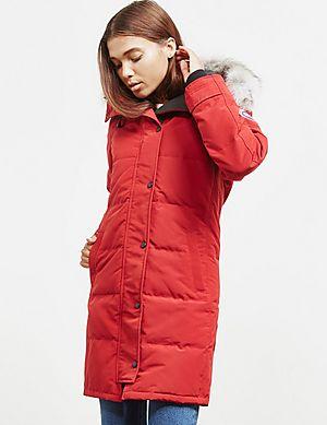 canada goose red short