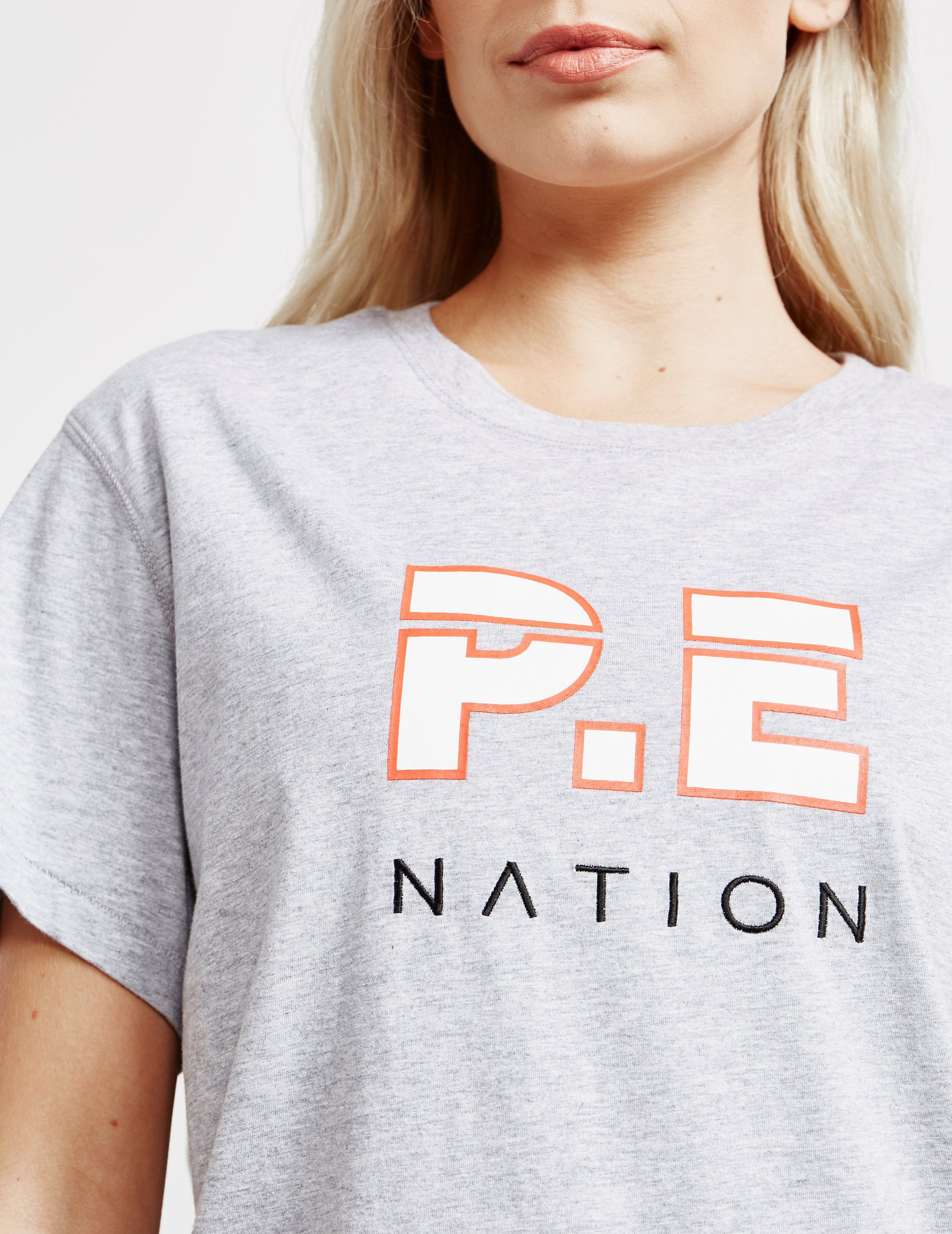 P.E Nation Double Track Short Sleeve T-Shirt