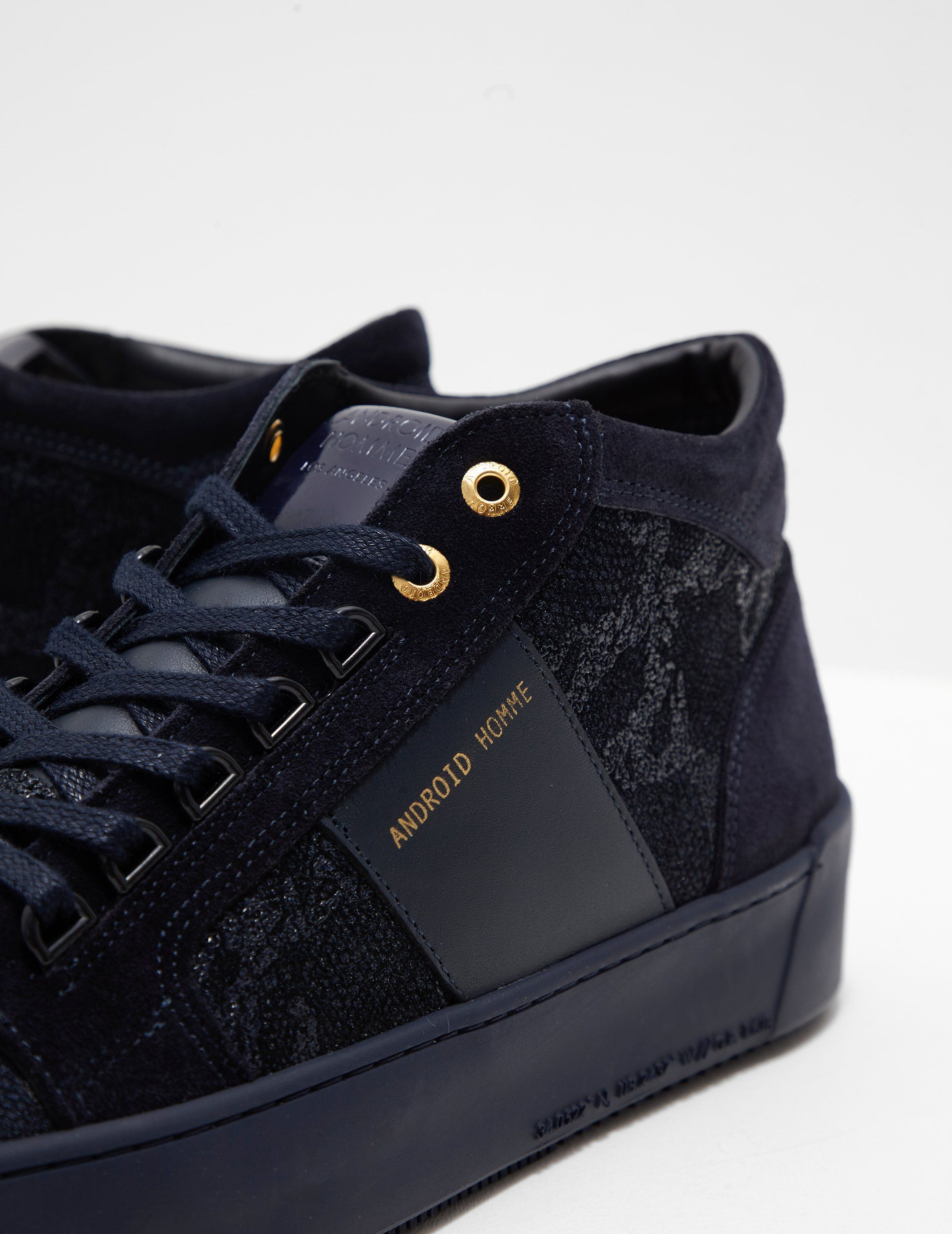 Android Homme Propulsion Python