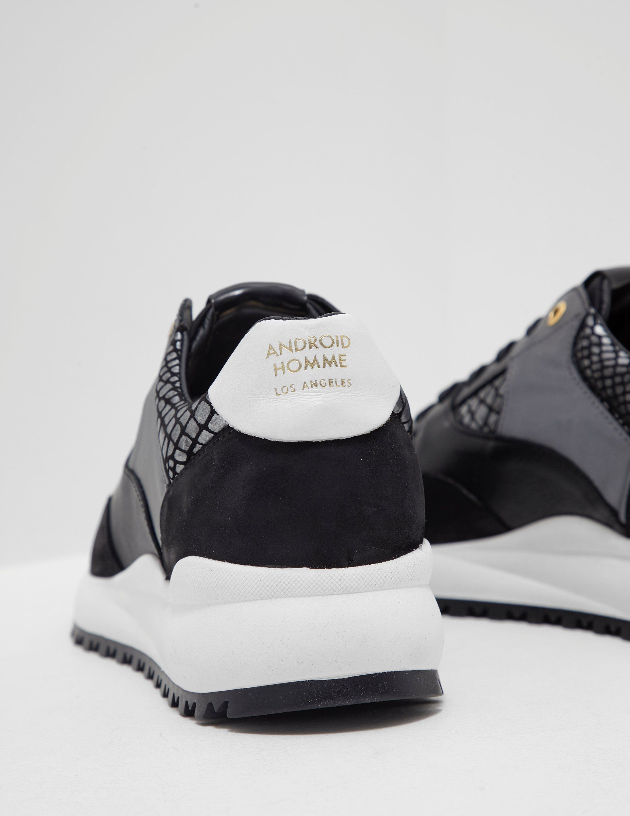 Android Homme Belter Runner