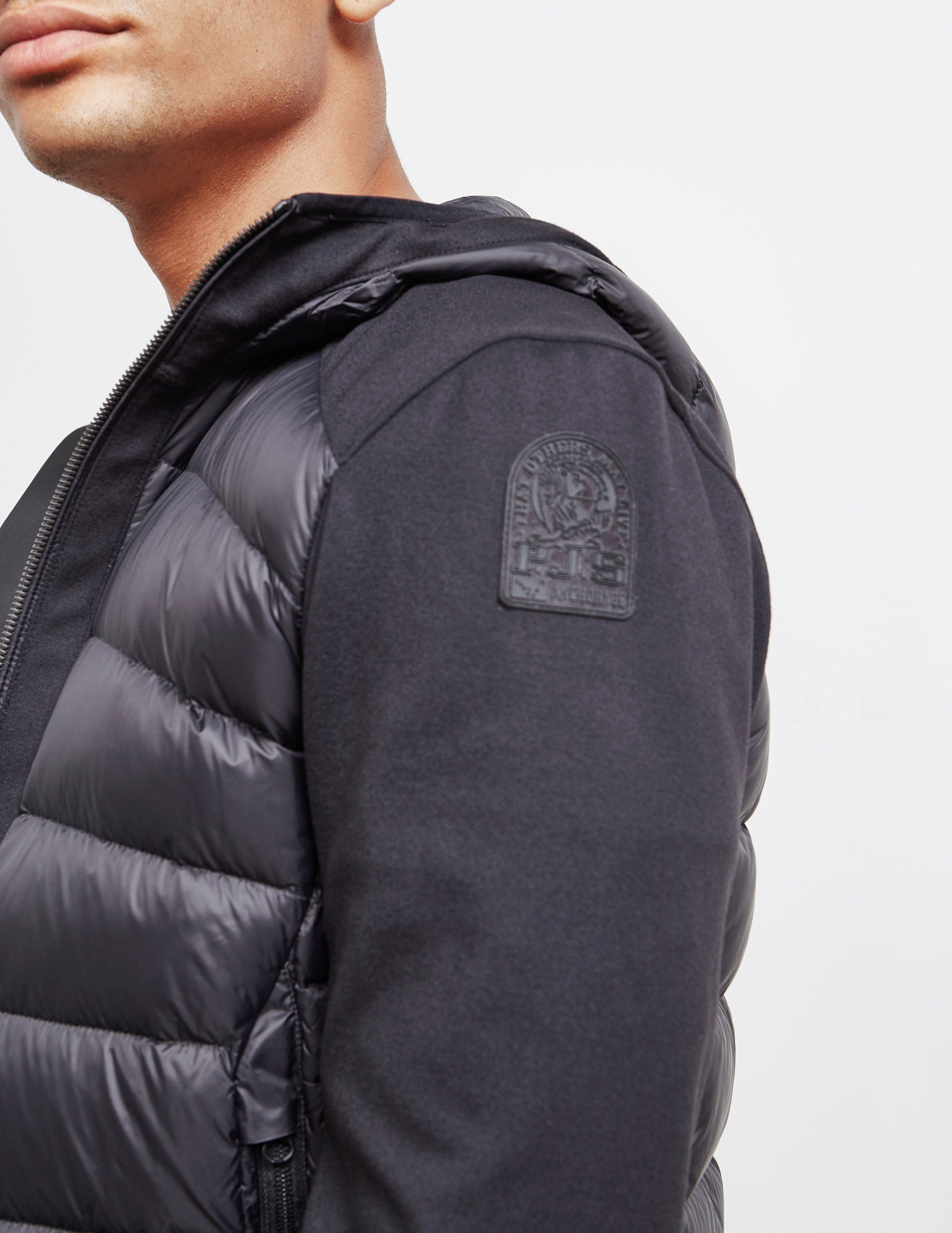 Parajumpers Kan Quilted Hooded Jacket