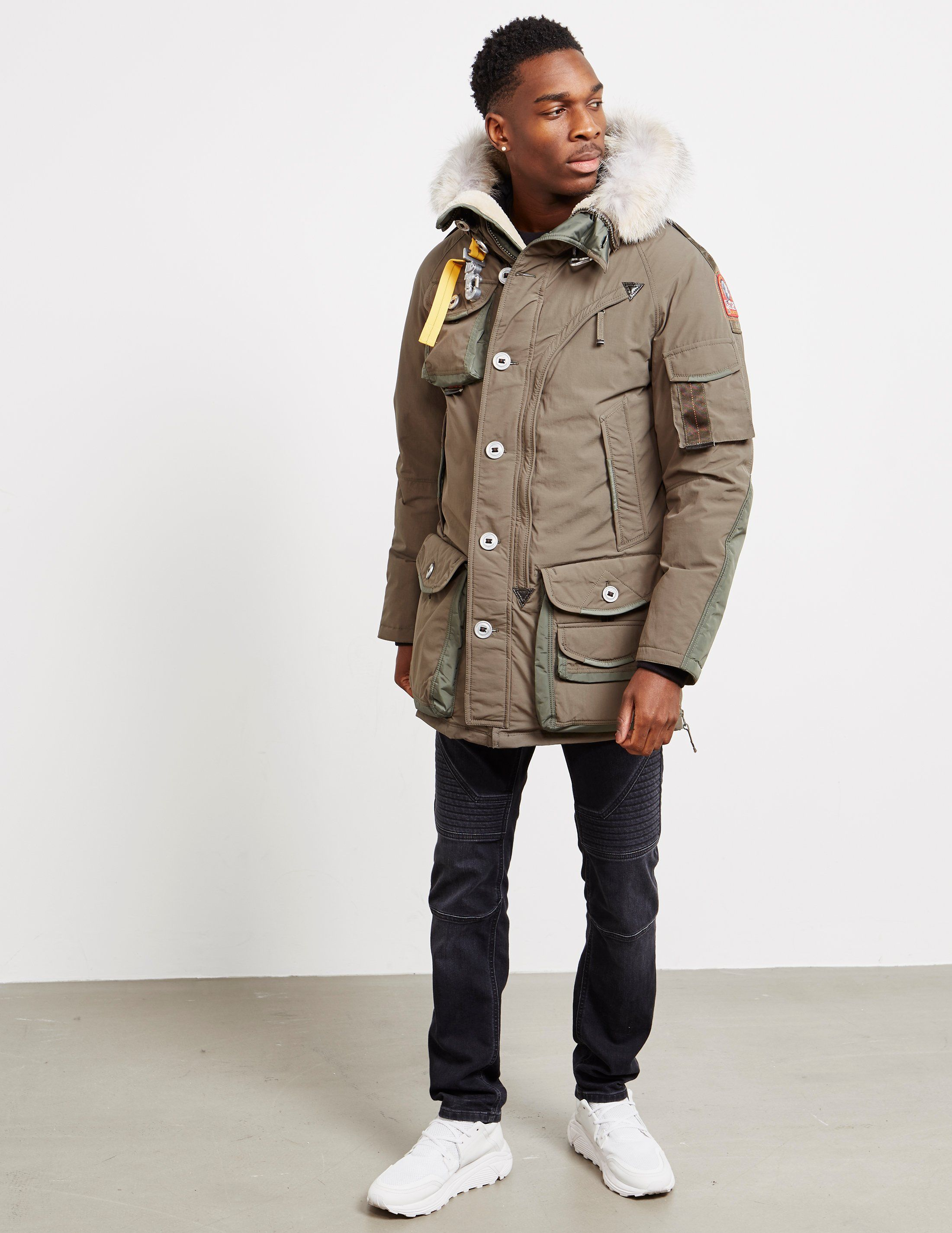 Parajumpers Hooded Parka Jacket - Online Exclusive