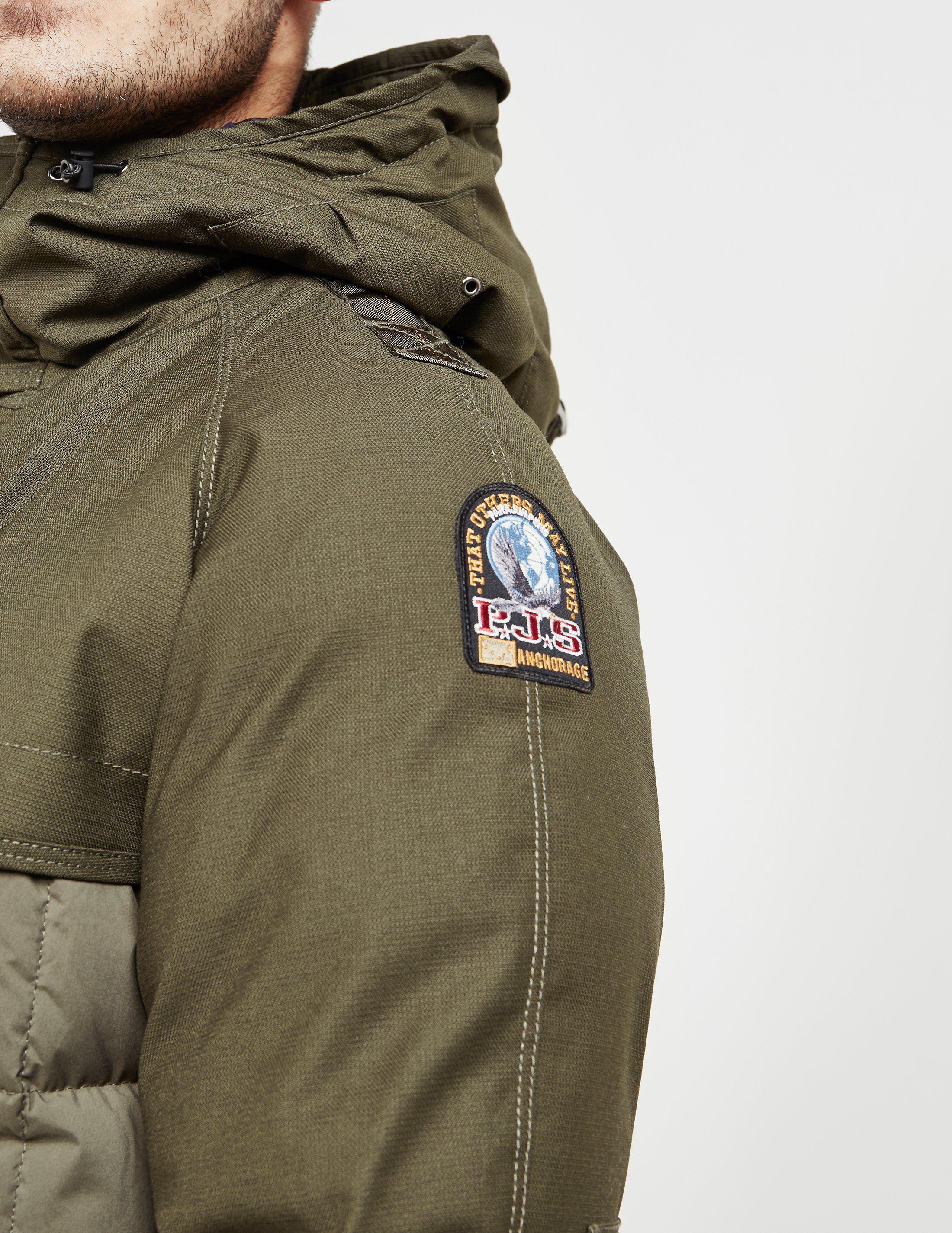 Parajumpers Freddy Heritage Parka Jacket