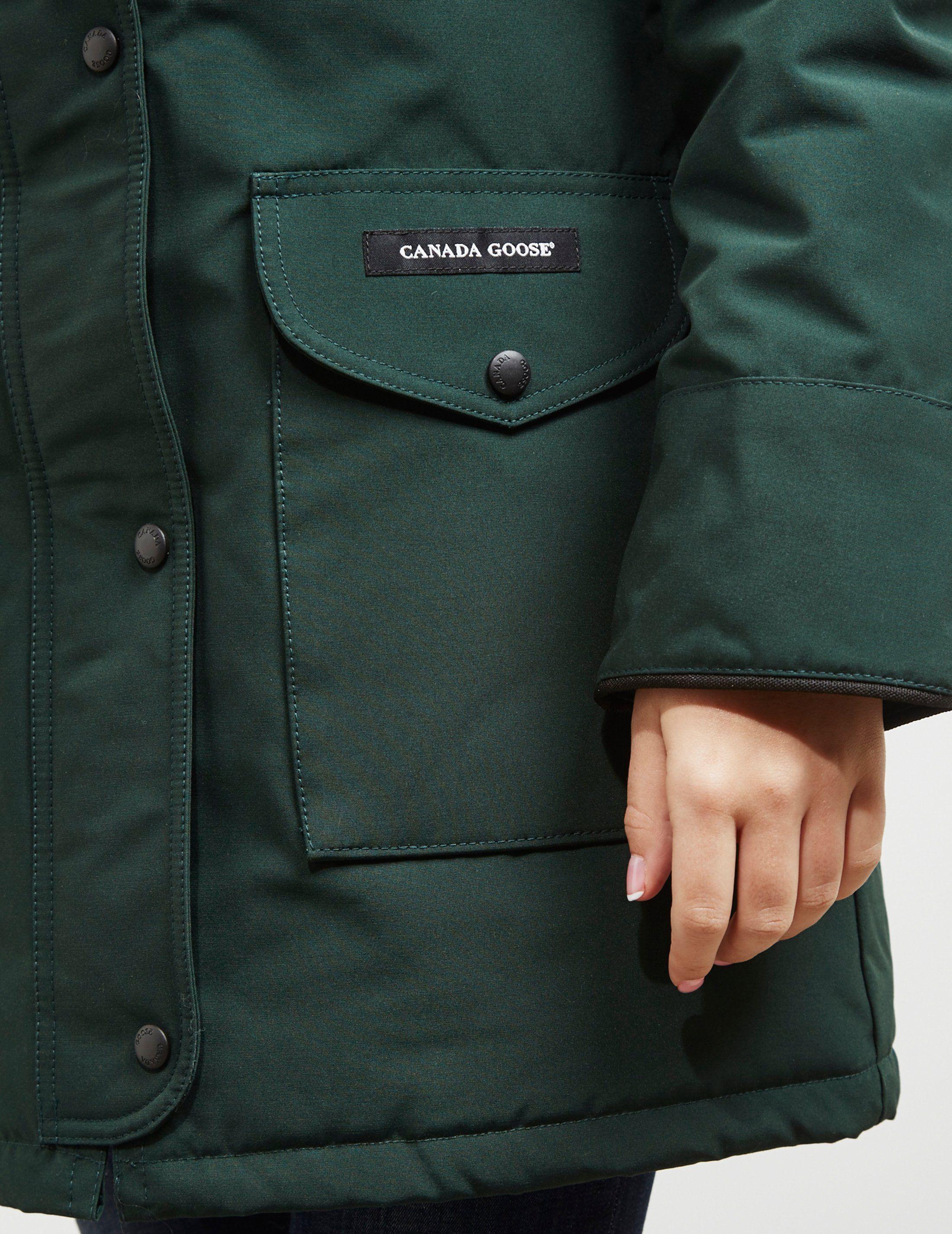 Canada Goose Trillium Padded Parka Jacket