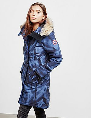 Canada Goose Rossclair Padded Parka Jacket ... 290a9da180