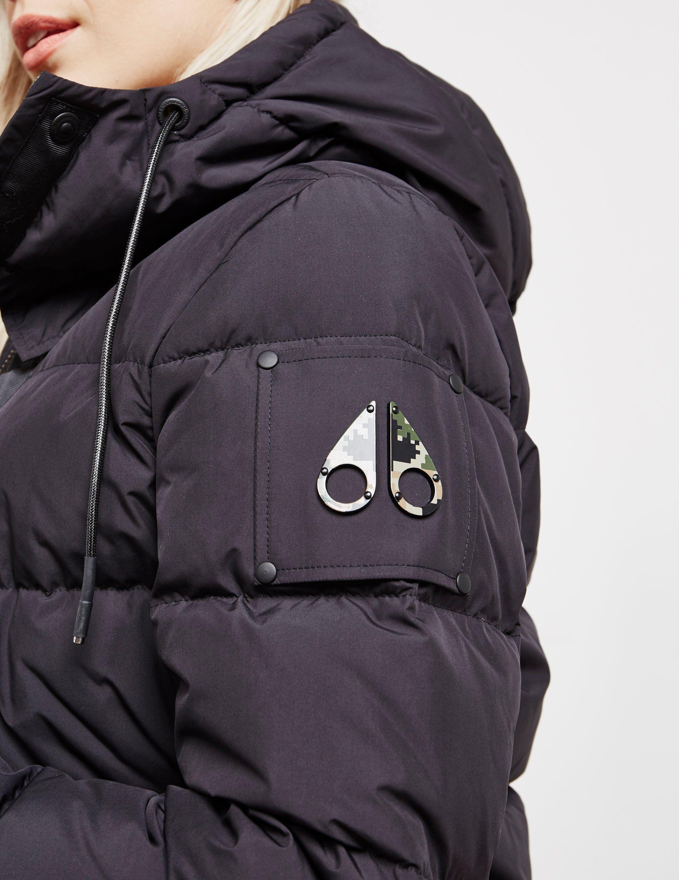 Moose Knuckles Morigeau Bomber Jacket