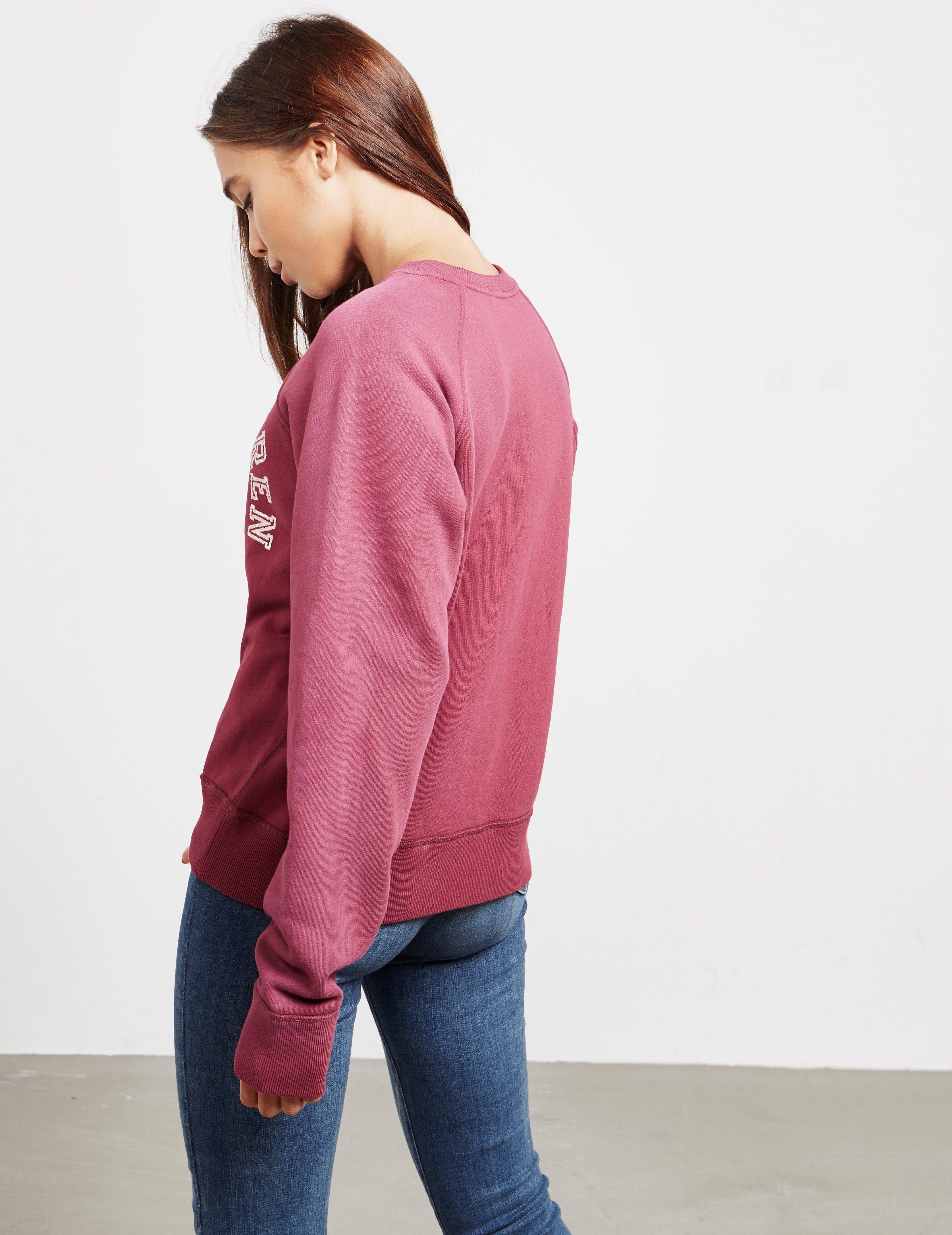 Polo Ralph Lauren College Sweatshirt