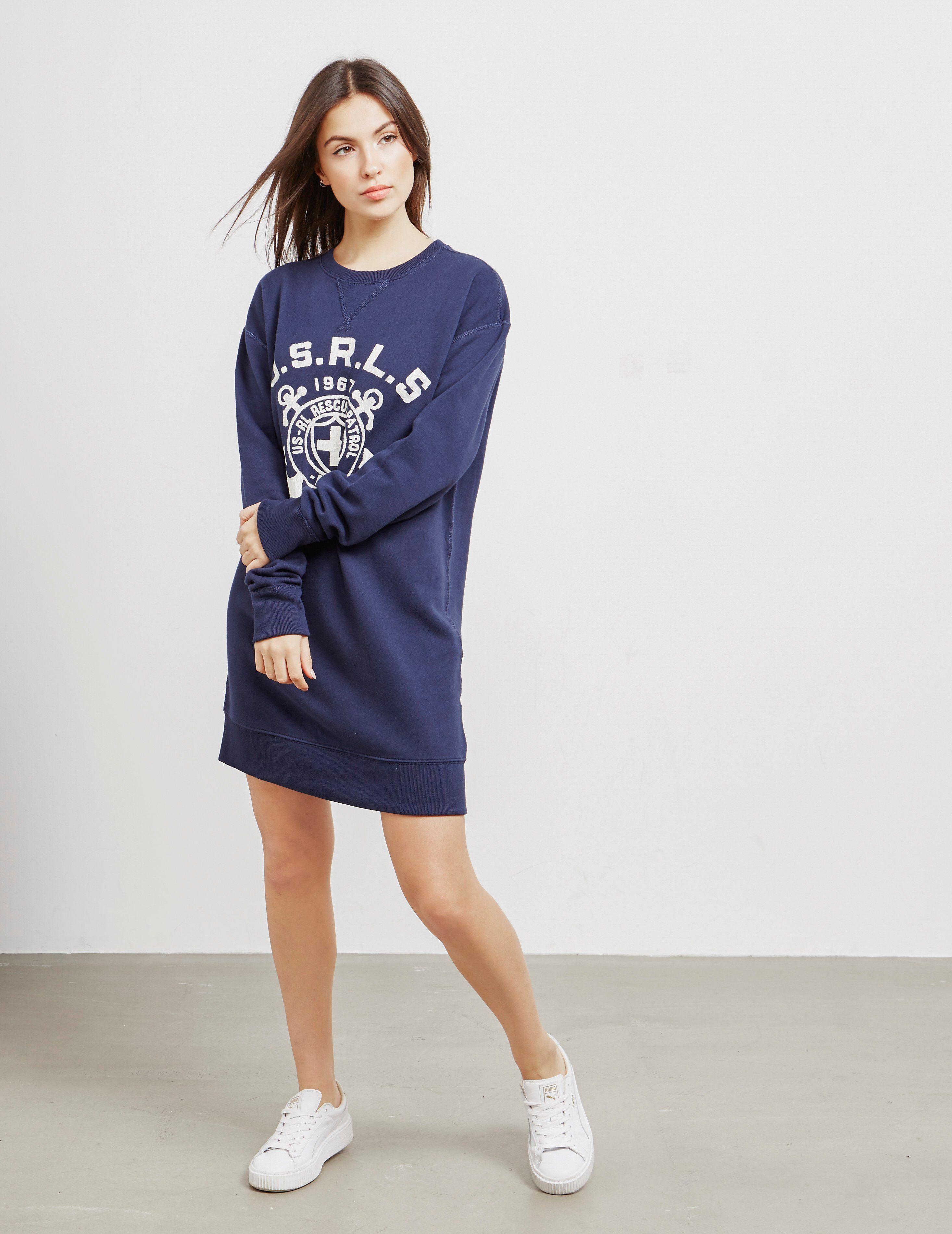 Polo Ralph Lauren Sweatshirt Dress