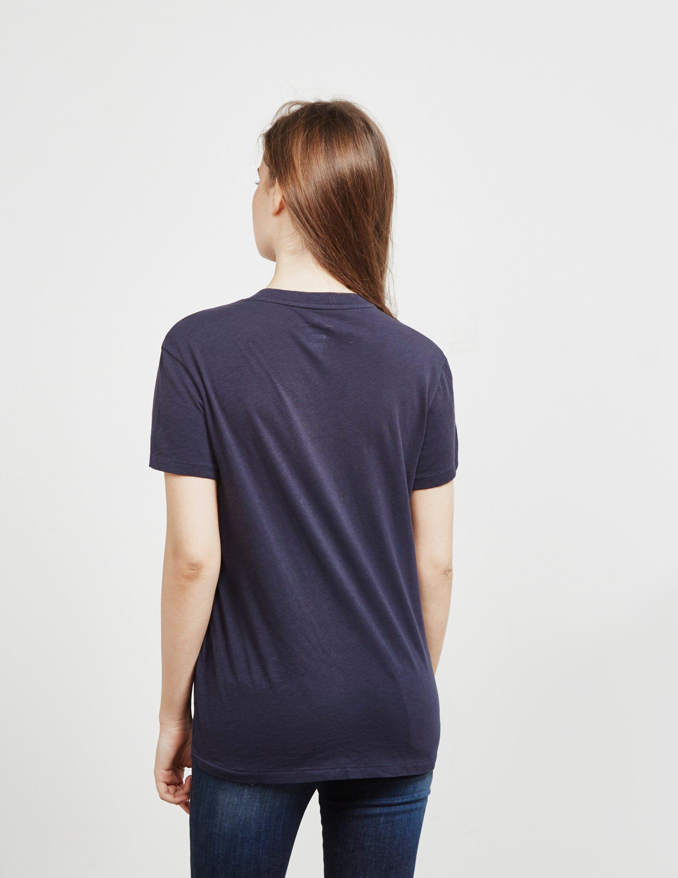 Polo Ralph Lauren Embroidered Logo Short Sleeve T-Shirt