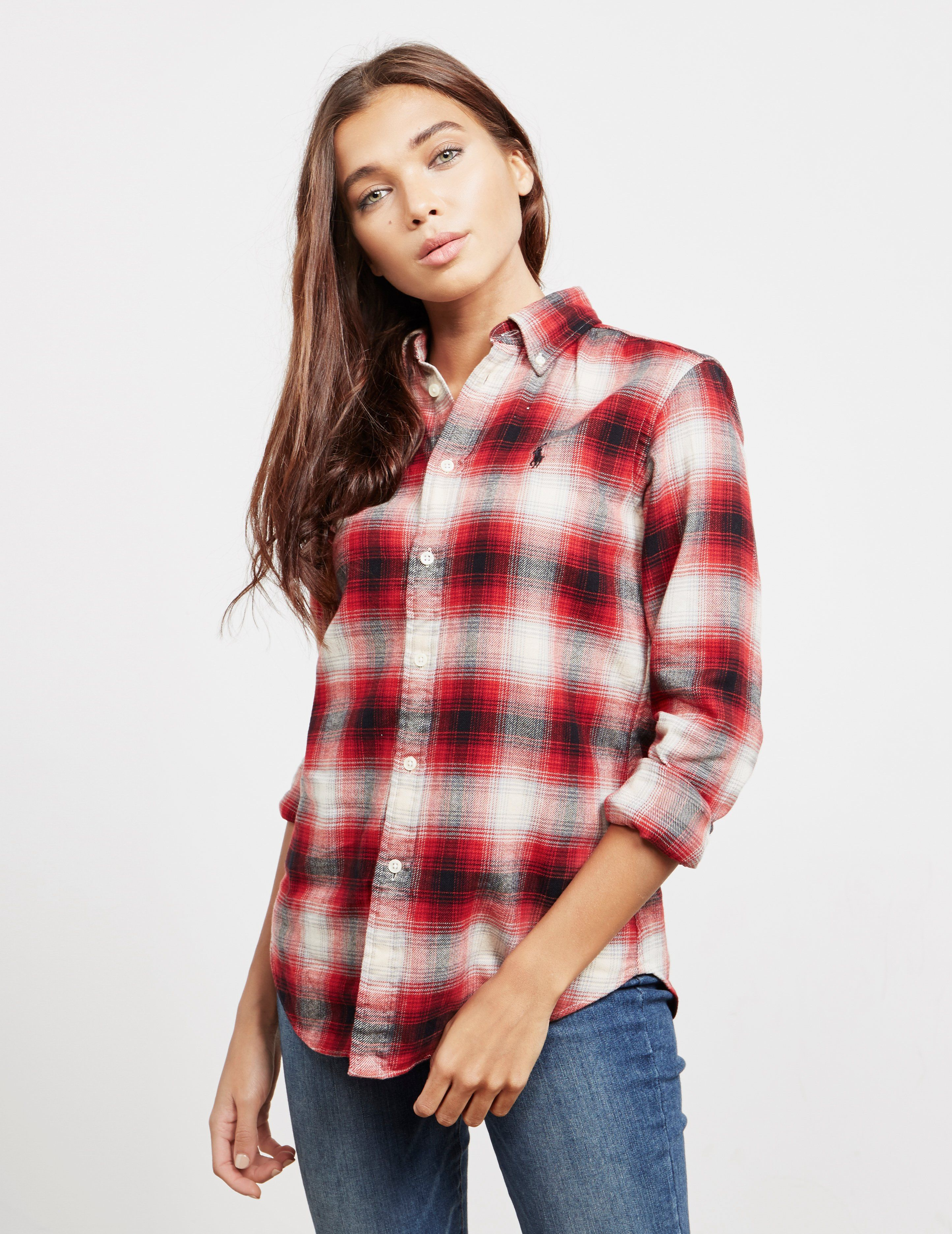 Polo Ralph Lauren Georgia Long Sleeve Shirt