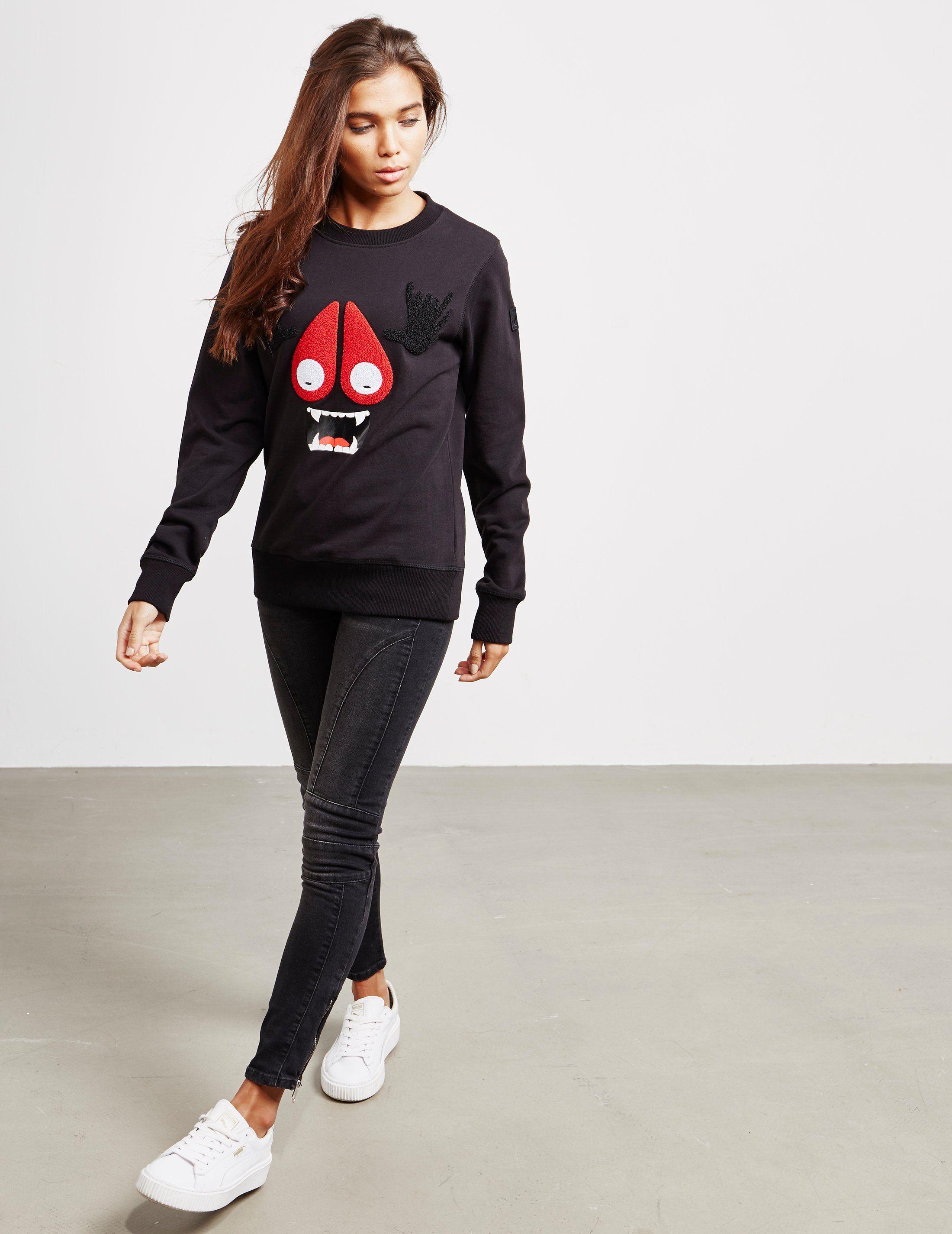 Moose Knuckles Monster Sweatshirt