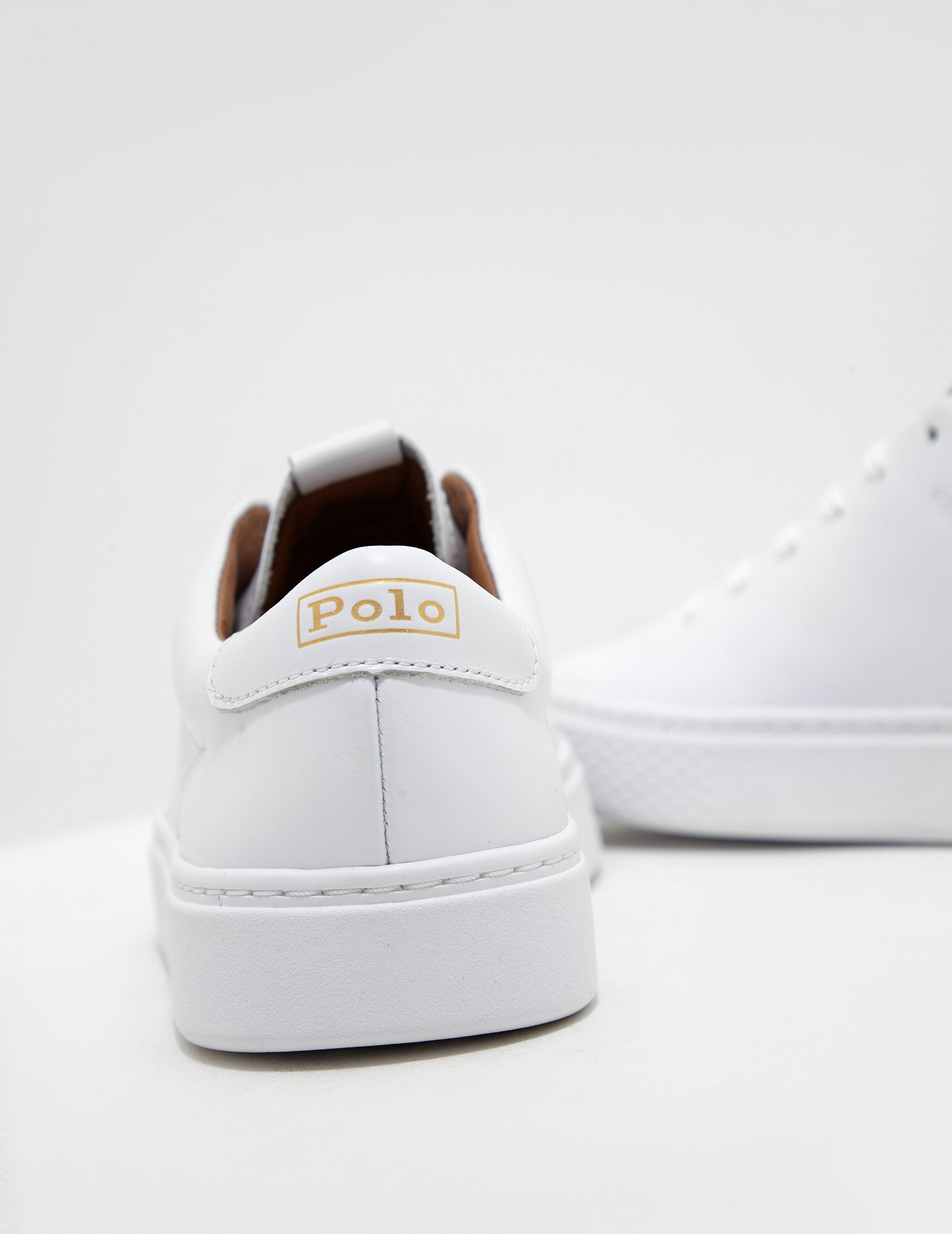 Polo Ralph Lauren 125 Low Trainers