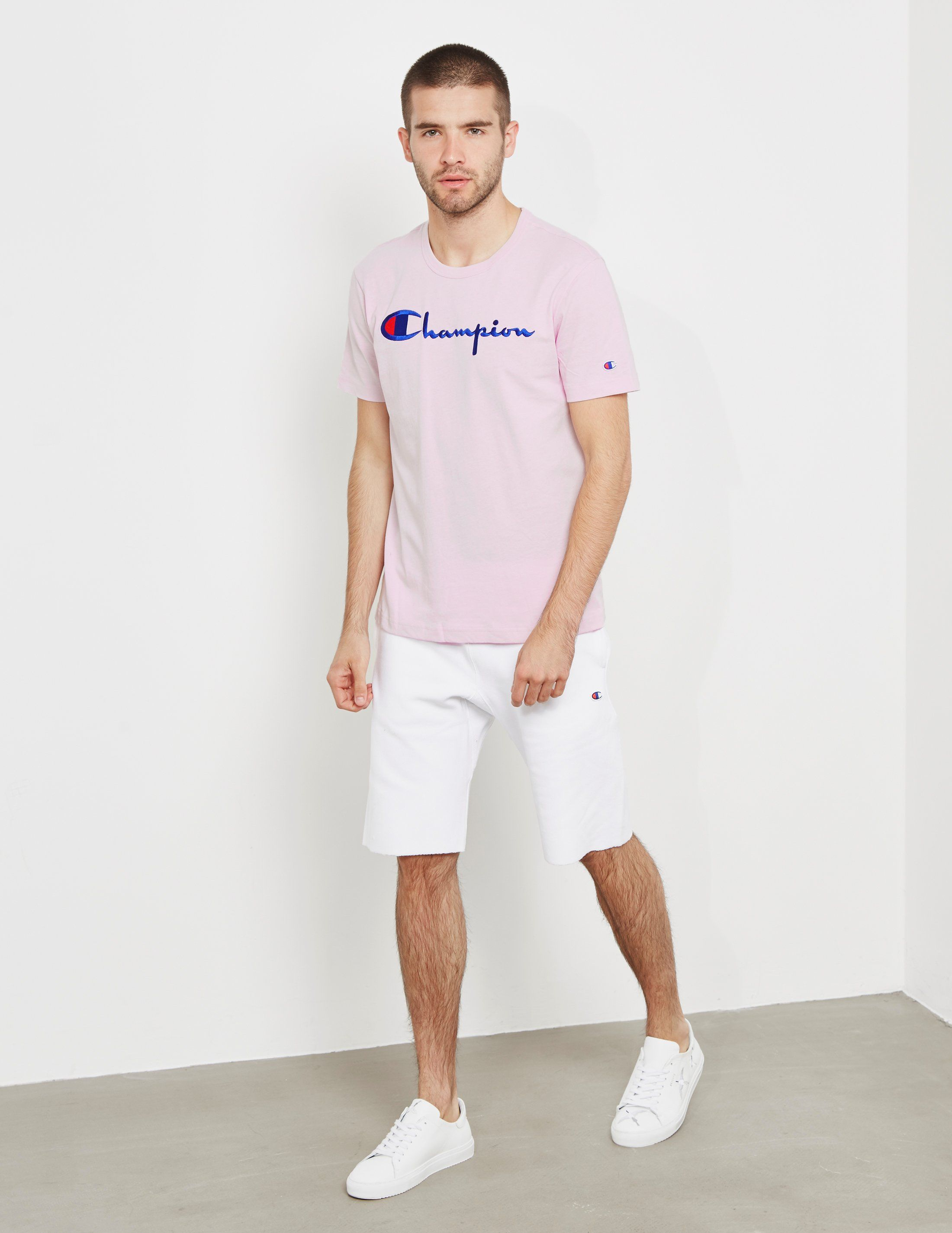Champion Basic Fleece Shorts