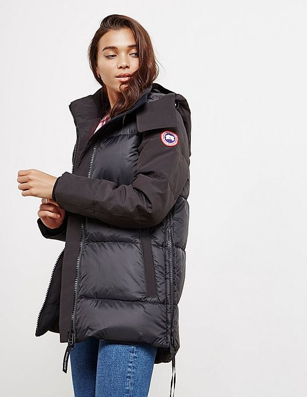 canada goose t shirt size guide
