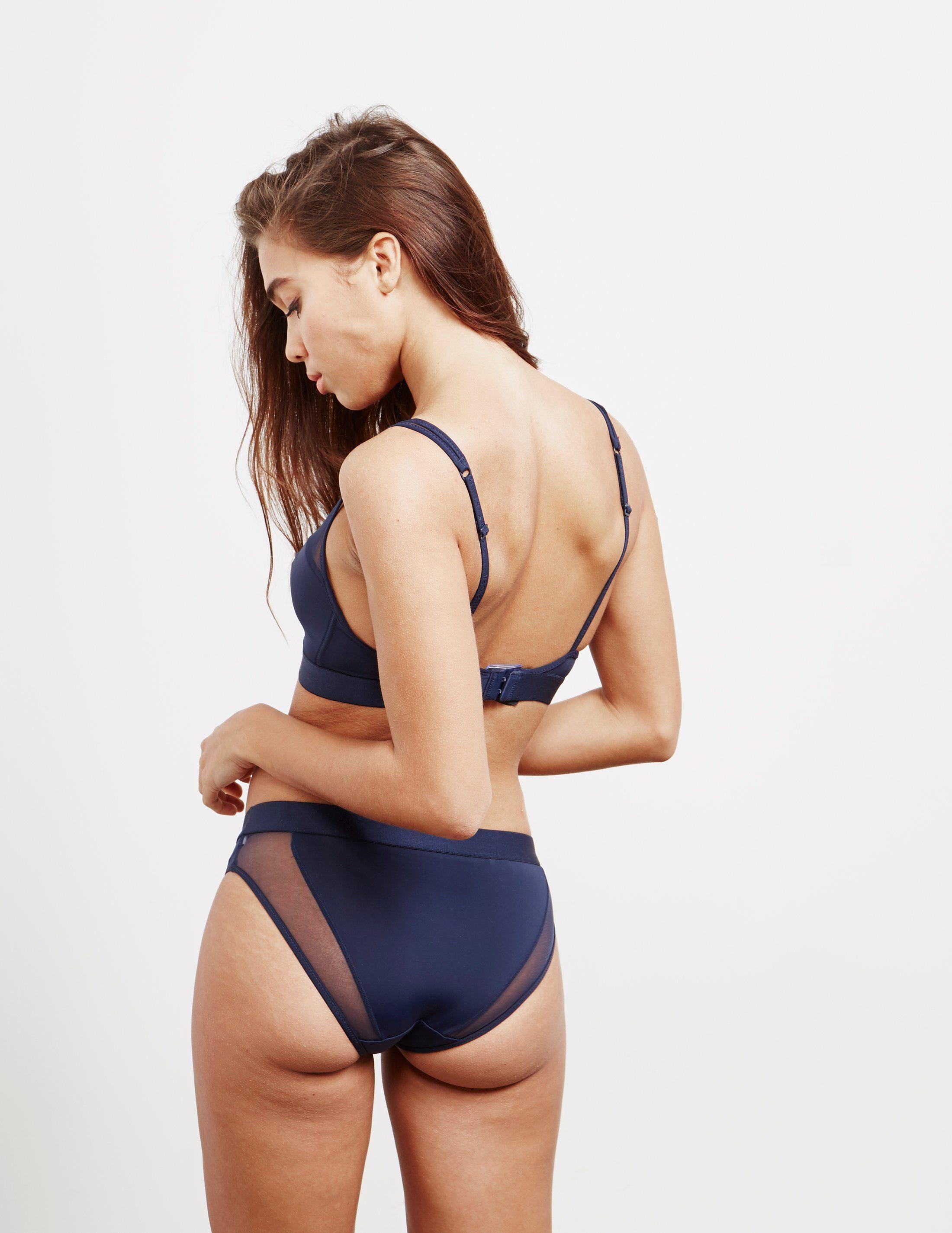 Tommy Hilfiger Underwear Padded Triangle Bra - Online Exclusive