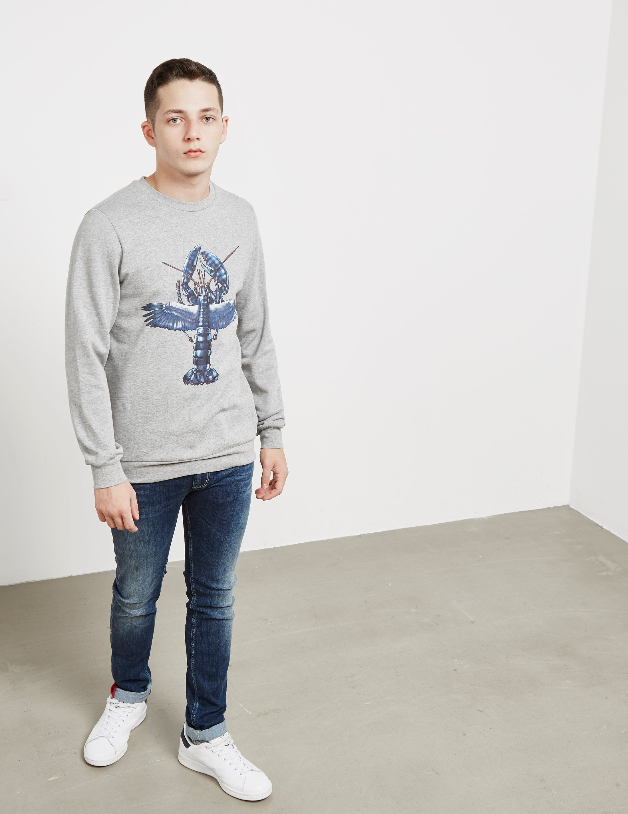 Lanvin Lobster Sweatshirt