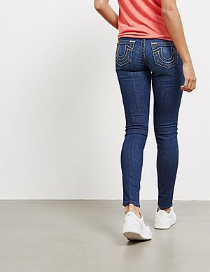 True Religion Halle Super Skinny Jeans a6f5c90aac5