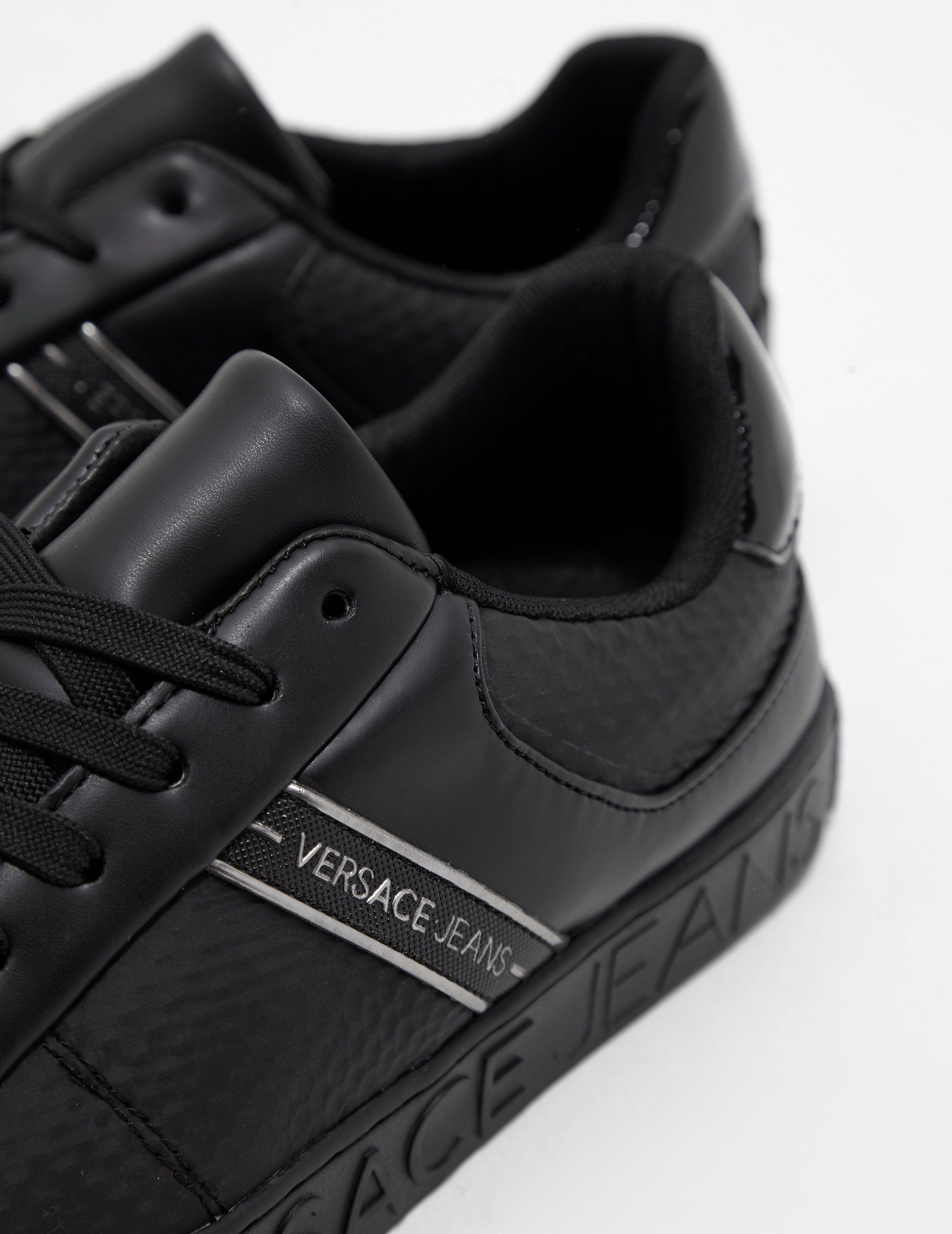 Versace Jeans Court Trainers