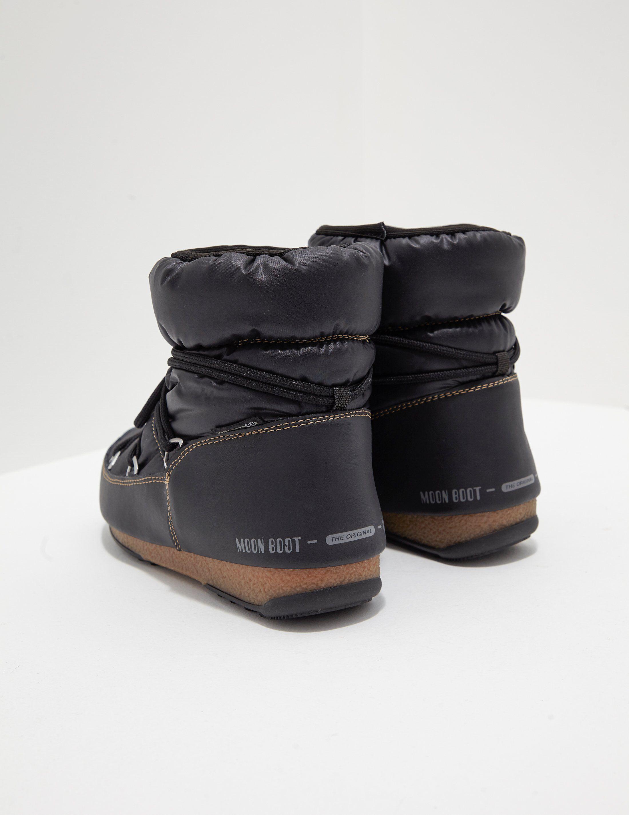 Moon Boot Nylon Low Boots