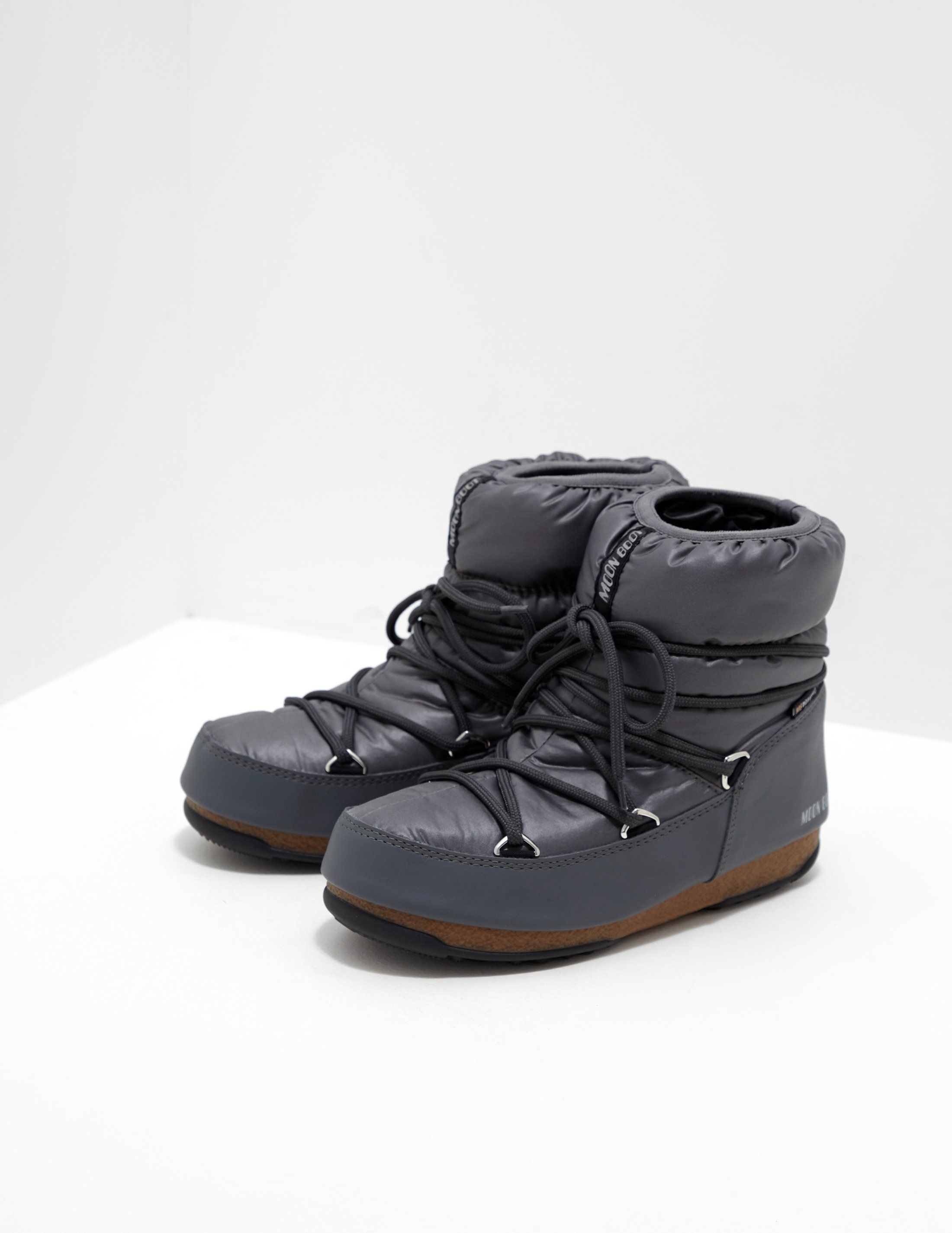 Moon Boot Nylon Low Boots