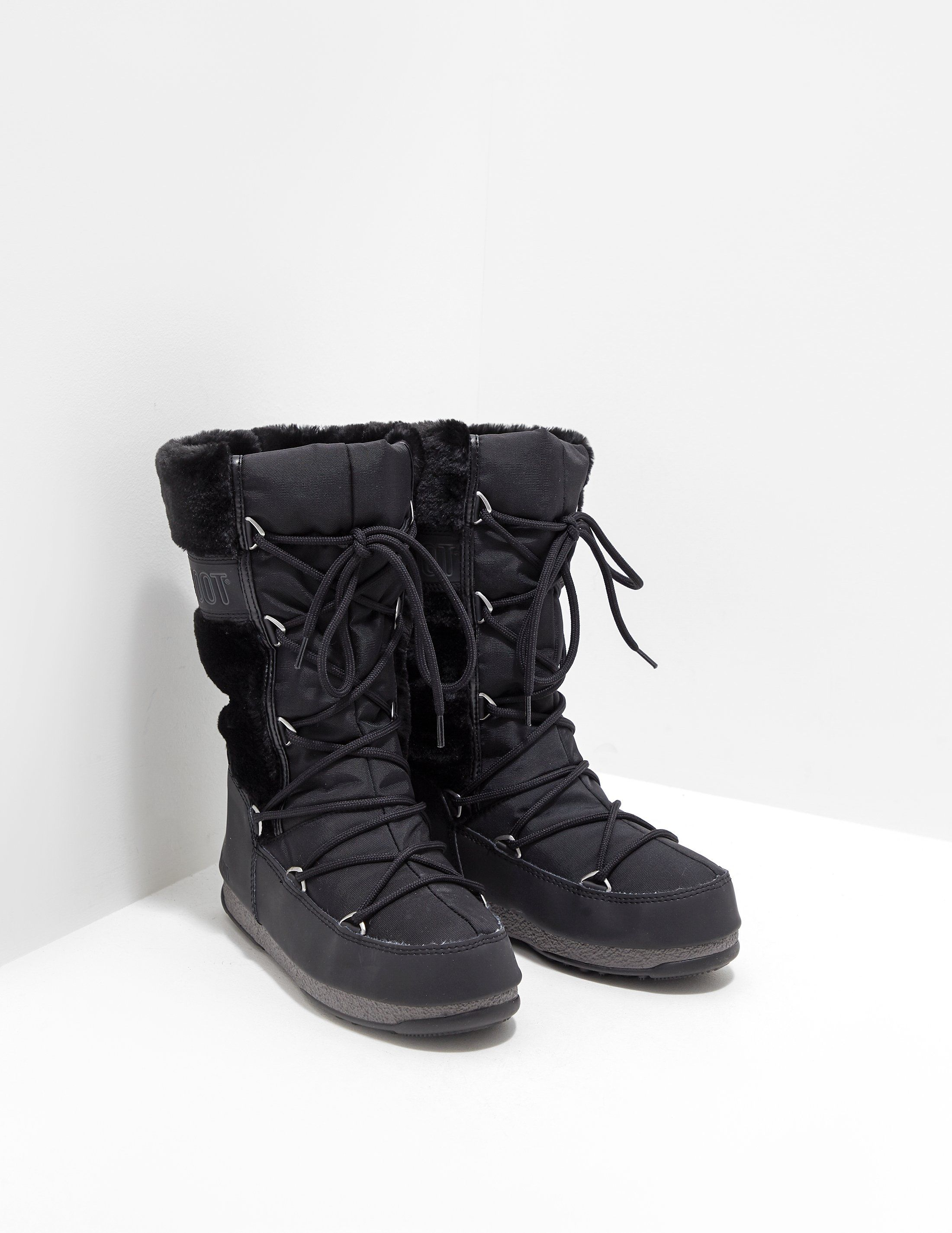 Moon Boot Monaco Tall Boots - Online Exclusive
