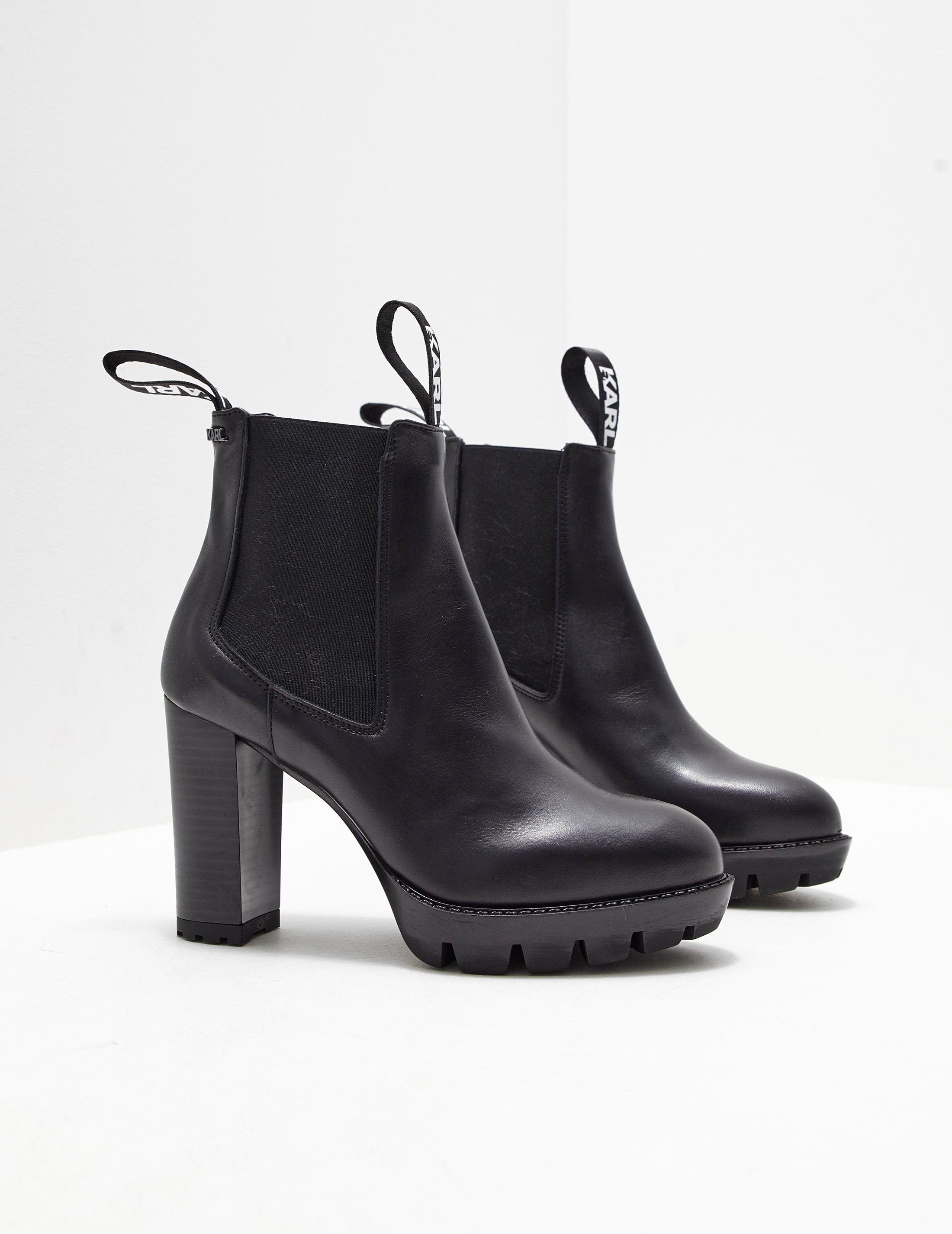Karl Lagerfeld Ankle Boots - Online Exclusive