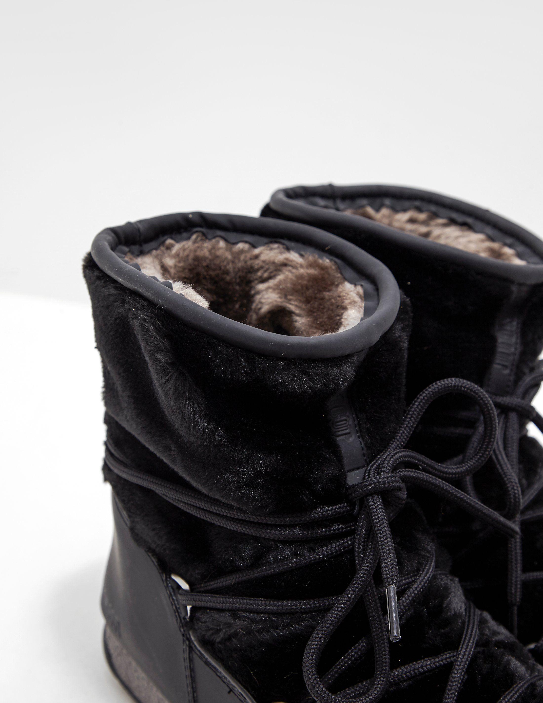 Moon Boot Monaco Short Boots