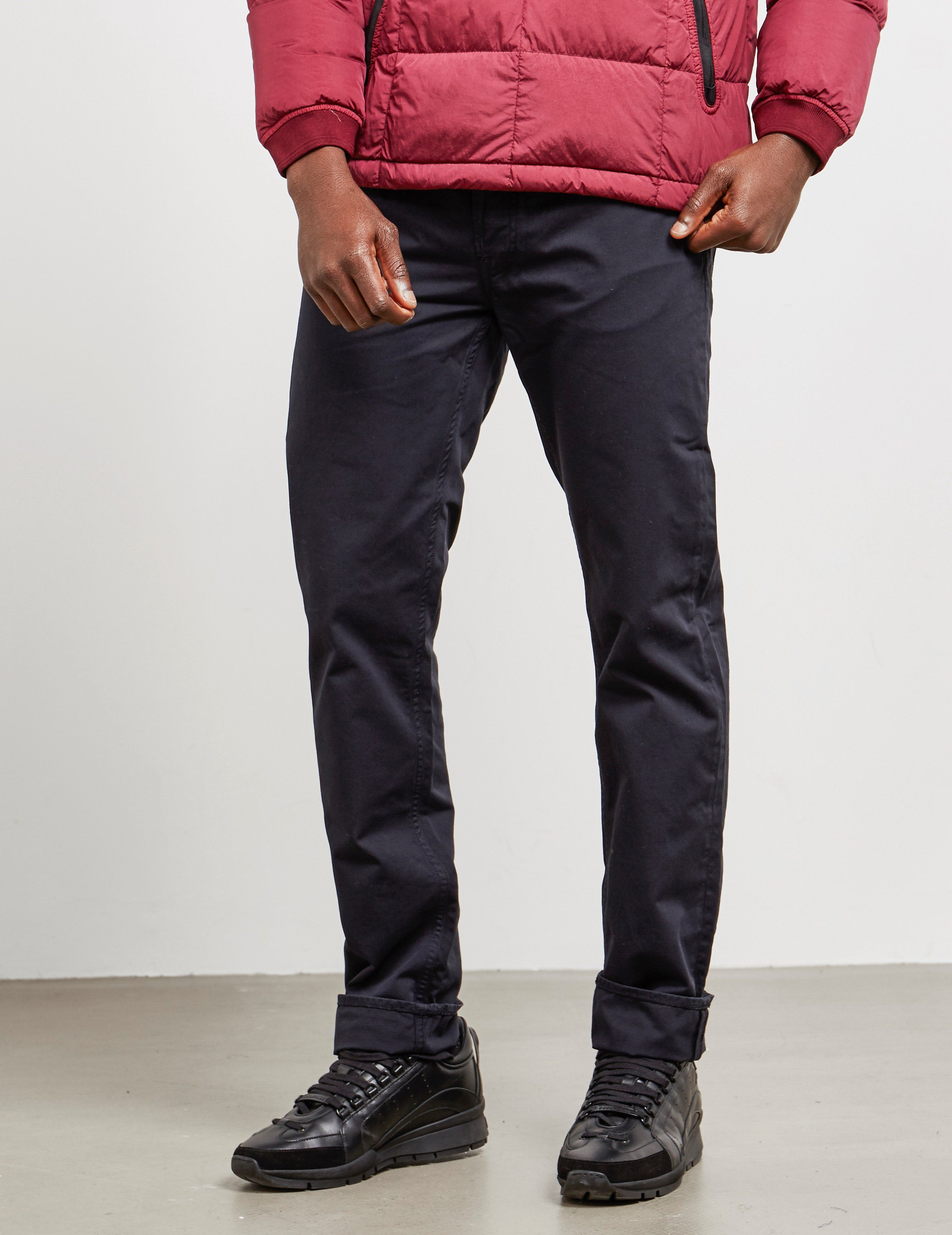 Stone Island Slim Cotton Jeans
