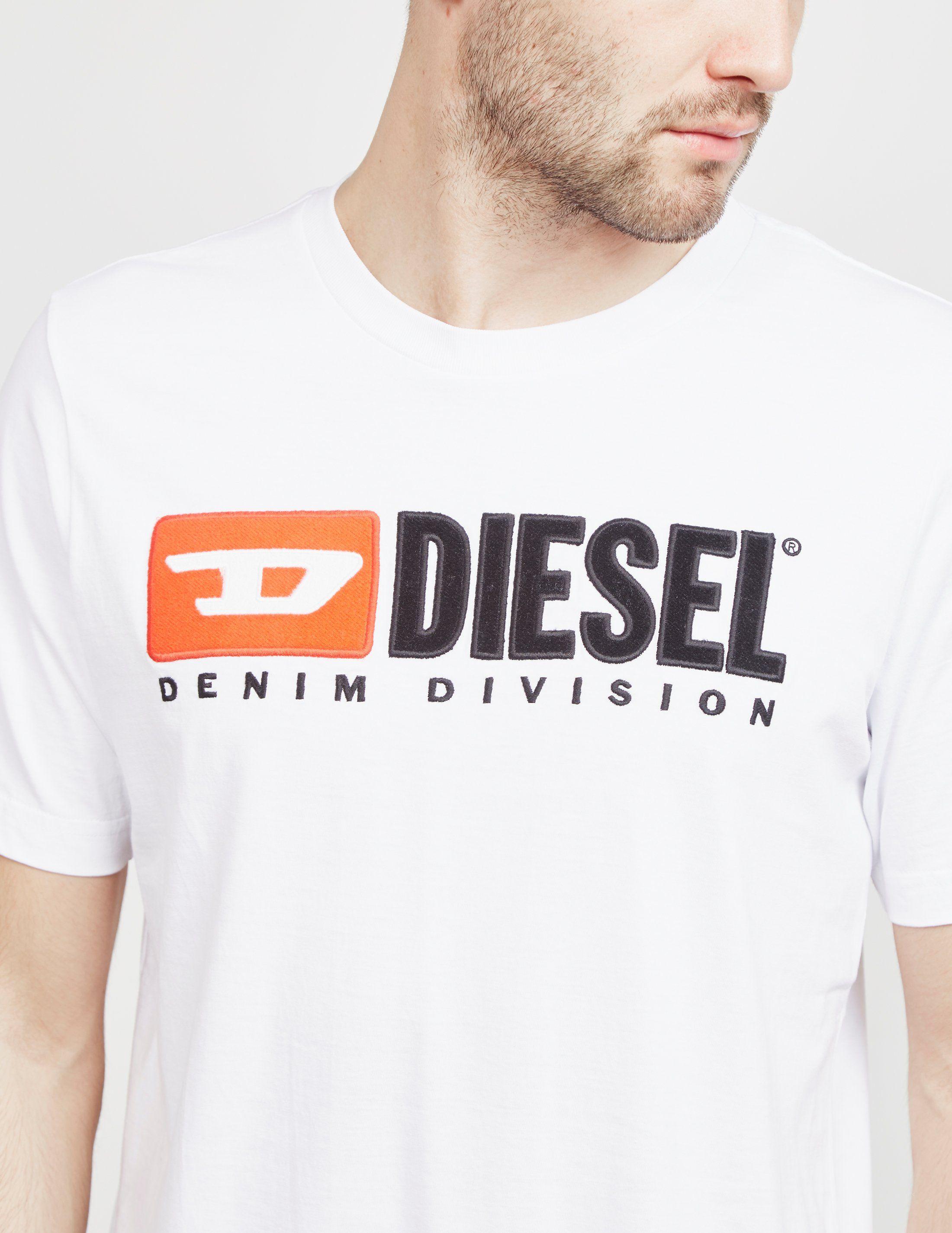 Diesel Division Short Sleeve T-Shirt