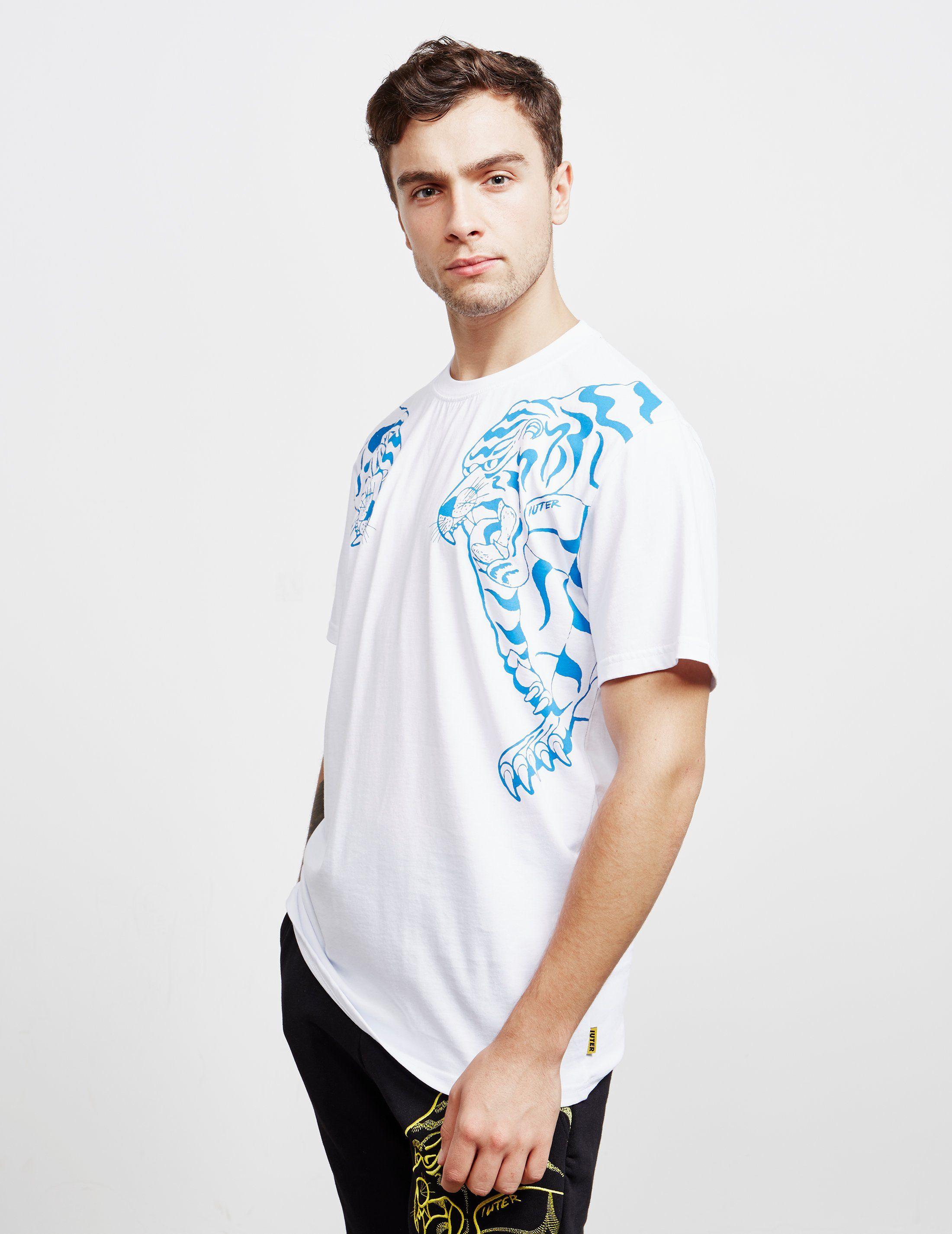 IUTER Nepal Tiger Short Sleeve T-Shirt - Exclusive