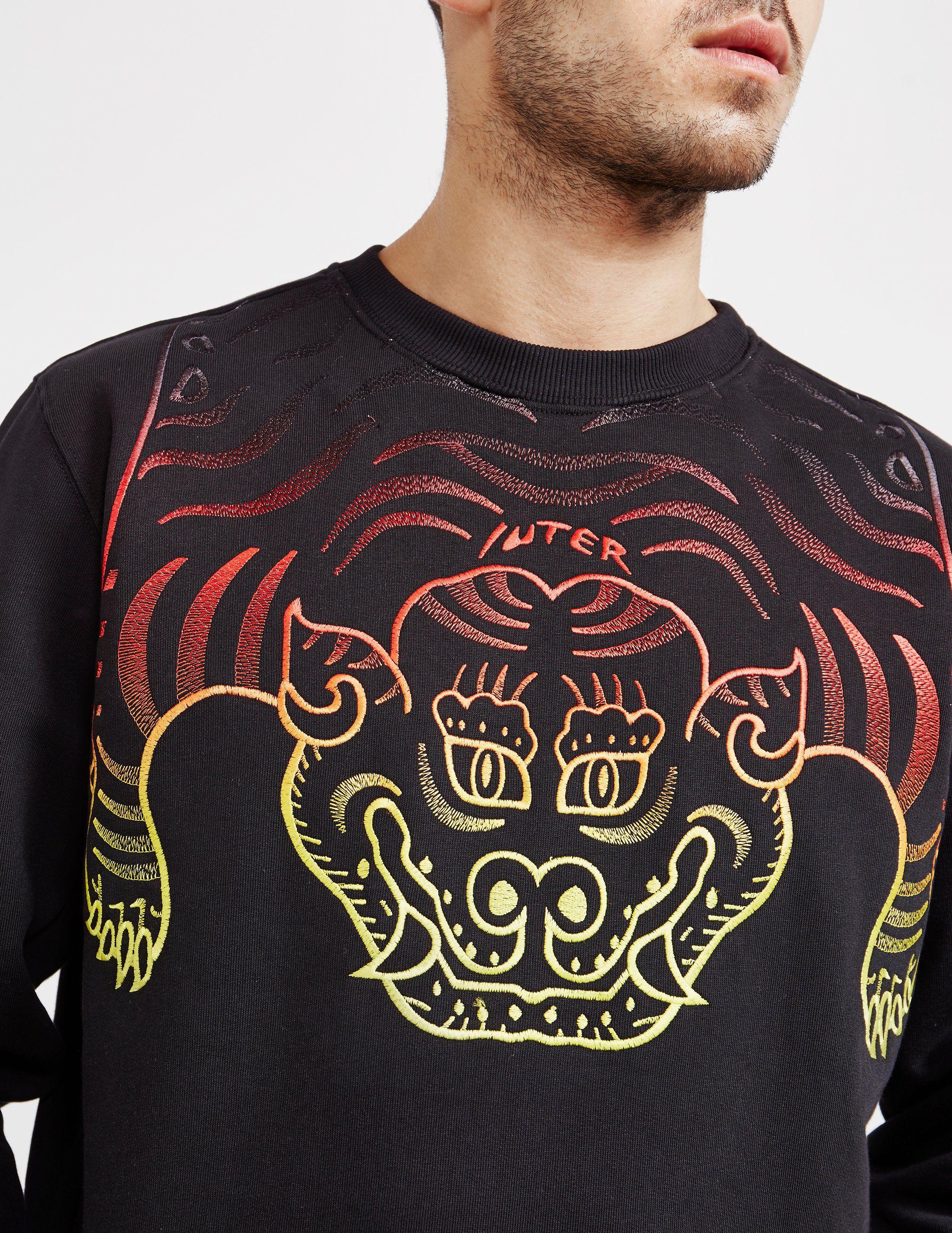 IUTER Tibetan Gradient Sweatshirt - Exclusive