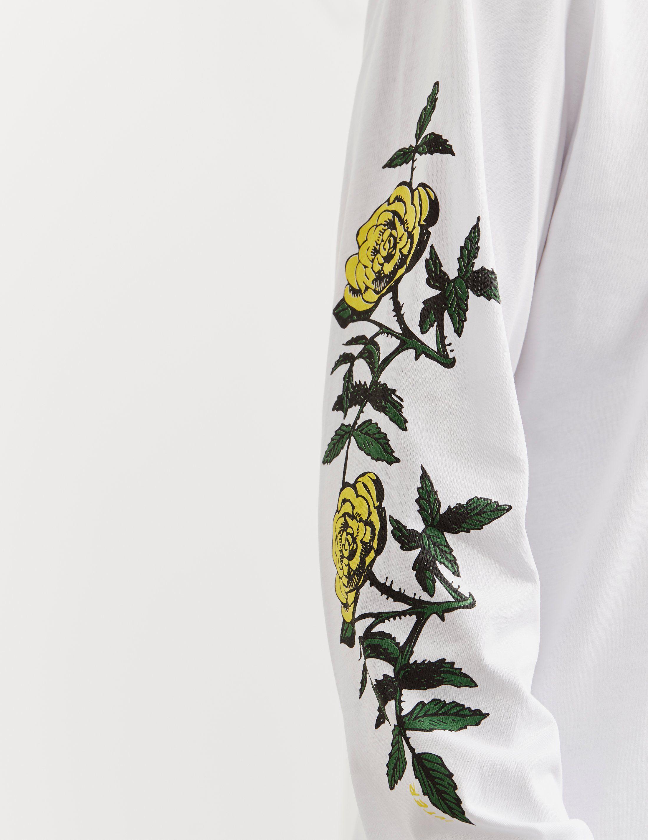 IUTER Rose Long Sleeve T-Shirt