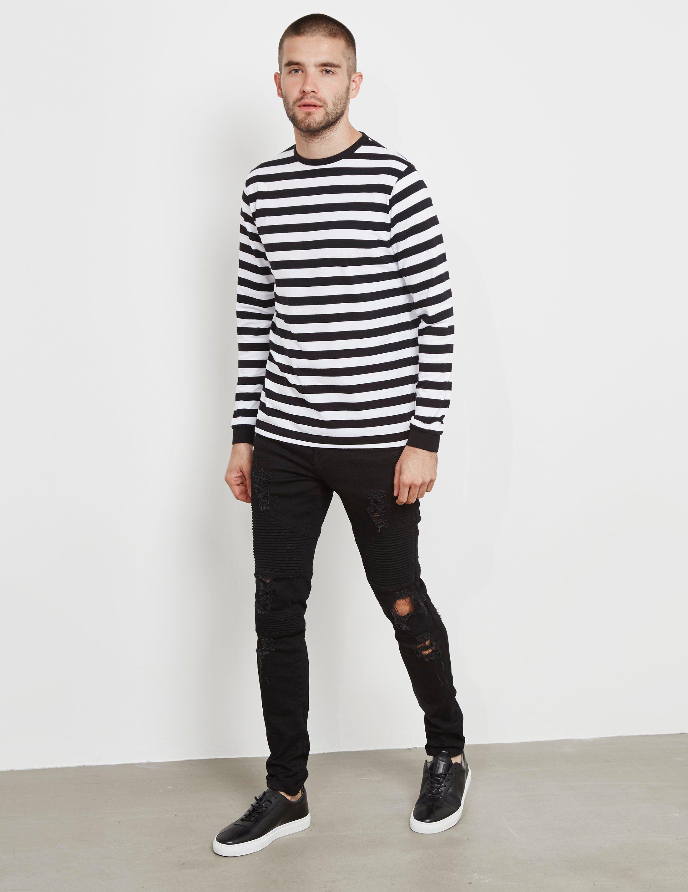 Le Fix Kandy Long Sleeve T-Shirt