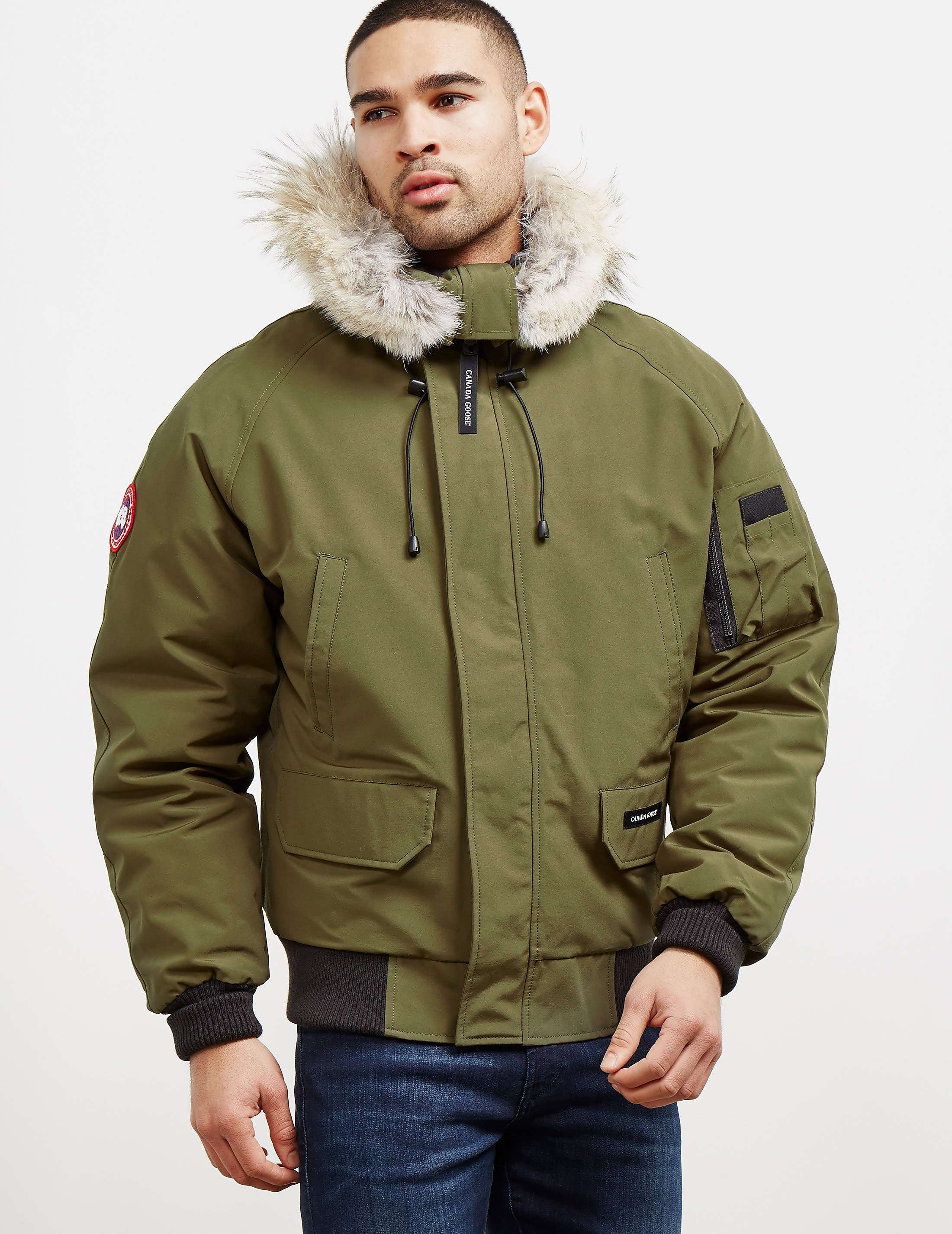 beautiful and charming free delivery outlet online best Canada Goose 'Chilliwack' bomber, Men's, Size: Large ...