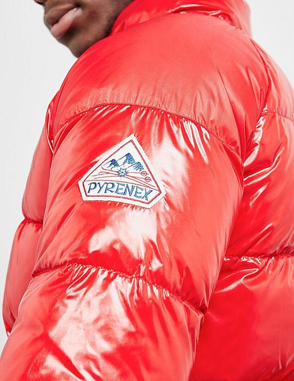 Mythic Shiny Tessuti Vintage Jacket Pyrenex Down pRFFqw