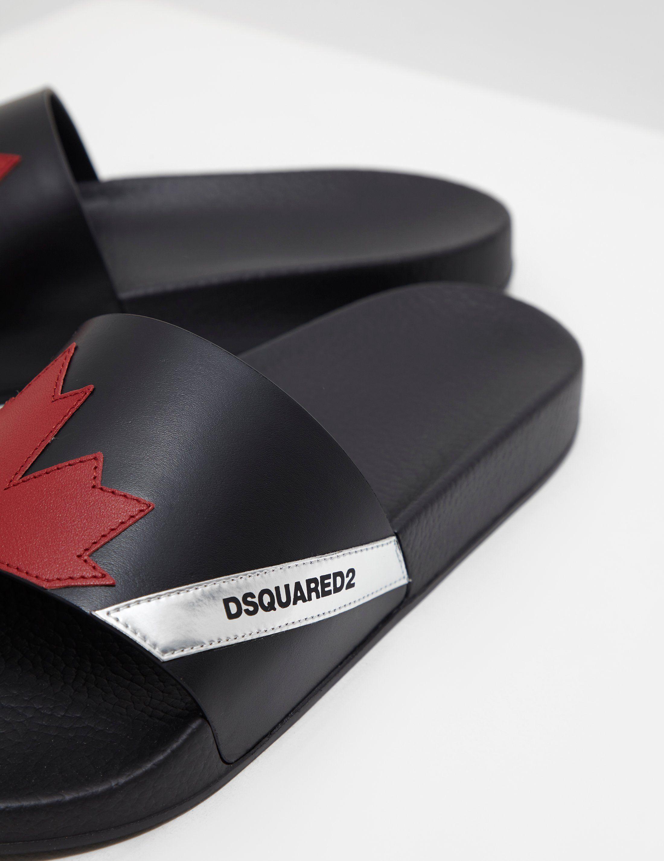 Dsquared2 Leaf Slides