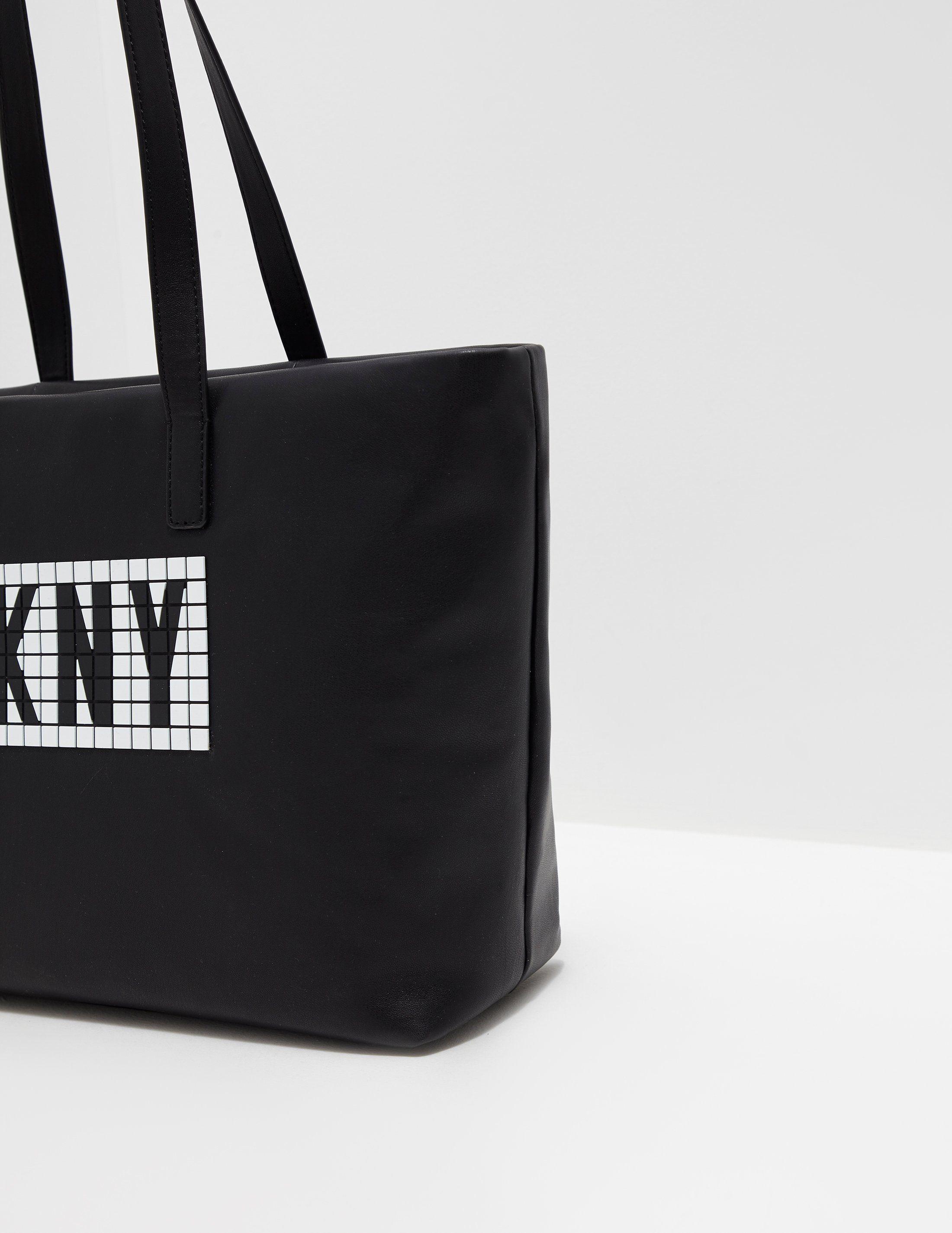 DKNY Tilly Letter Tote Bag