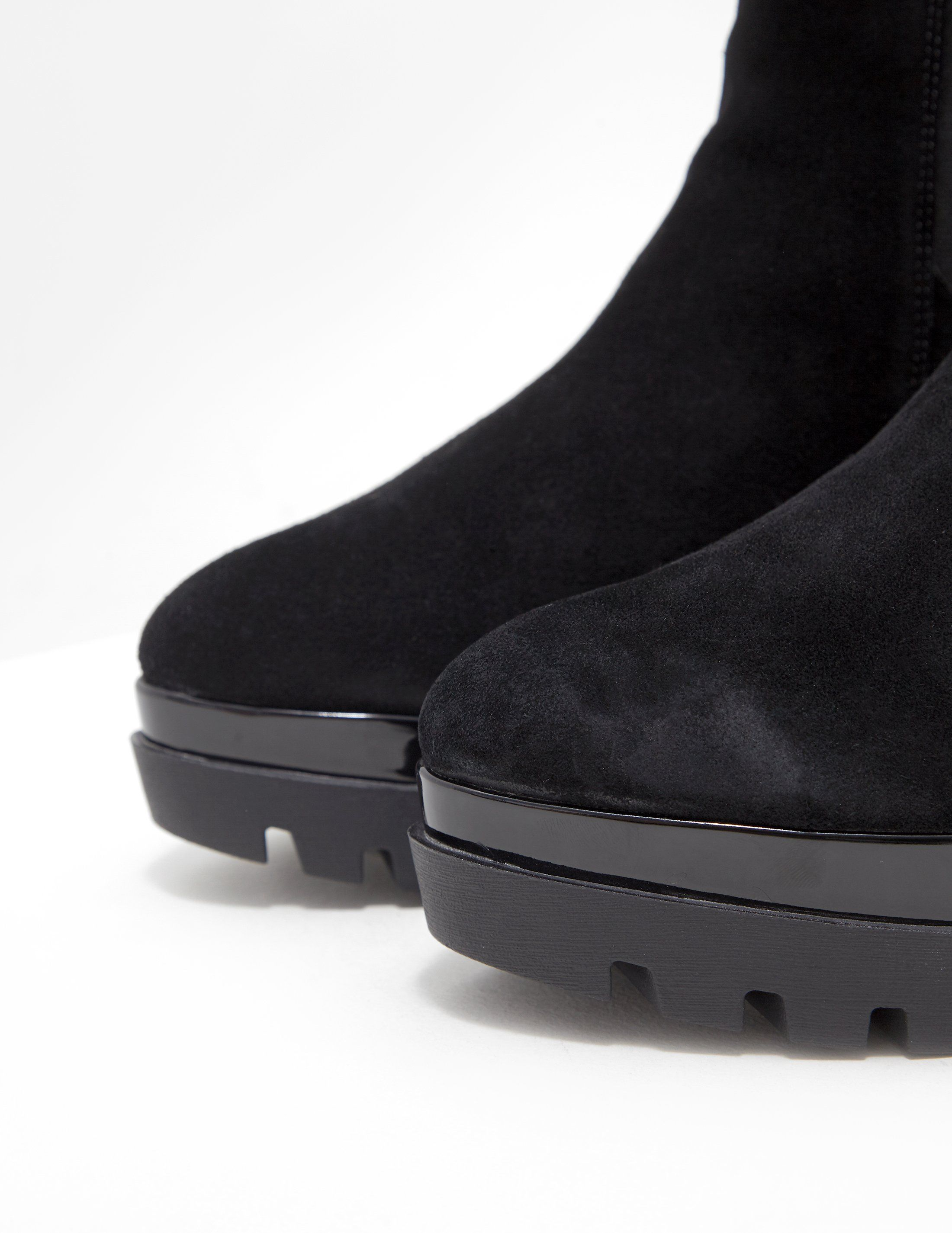 DKNY Bax Wedge Boots - Online Exclusive