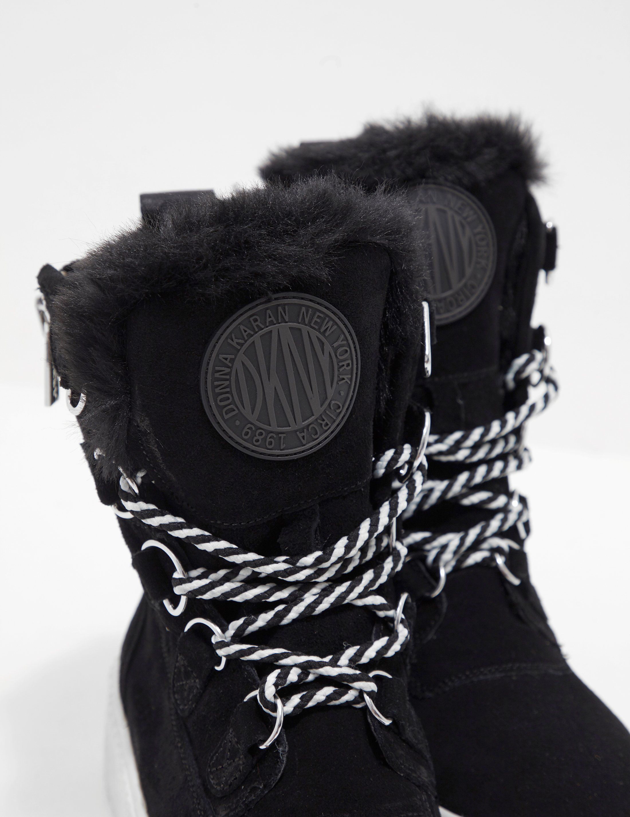 DKNY Montreal Boots