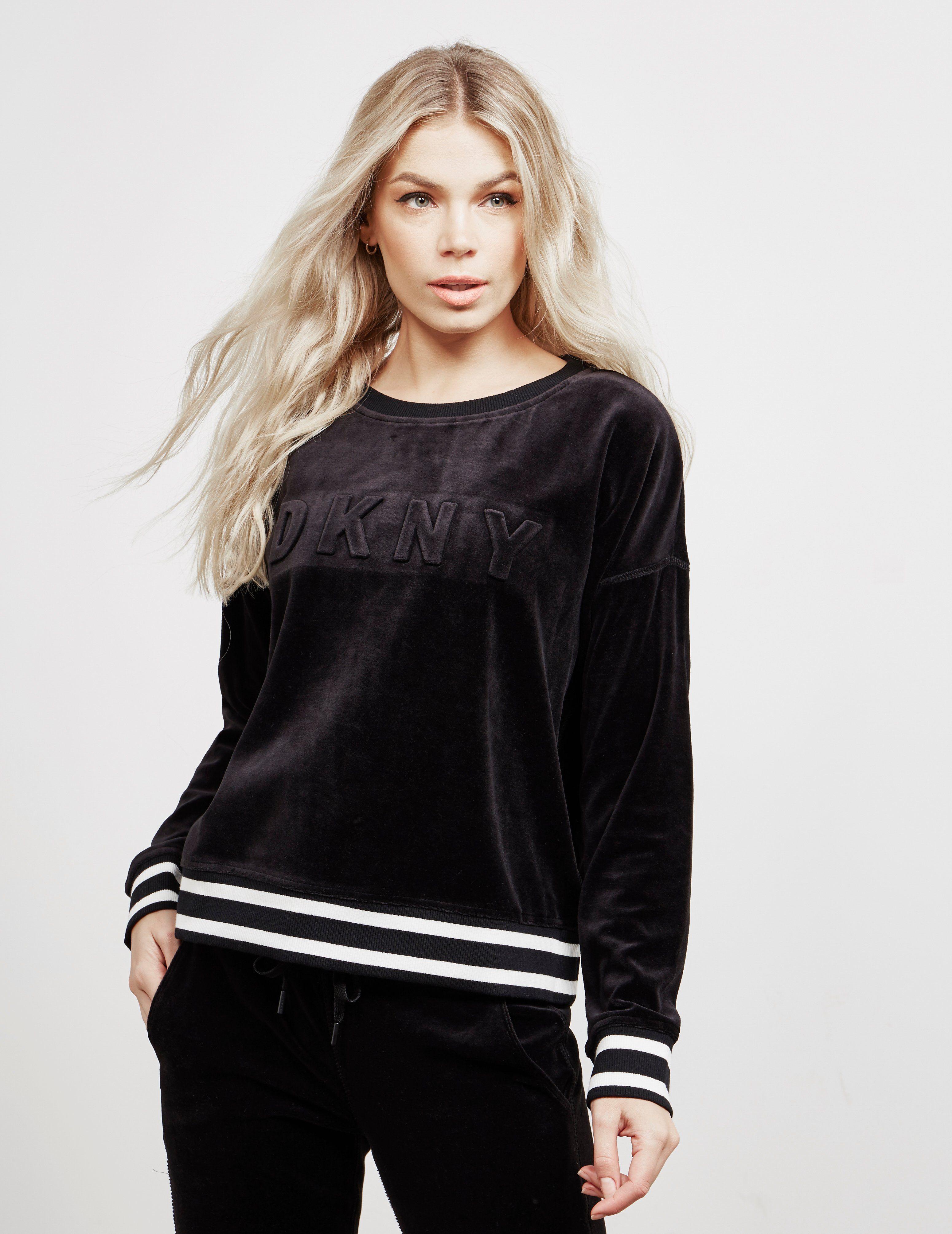 DKNY Boxy Sweatshirt