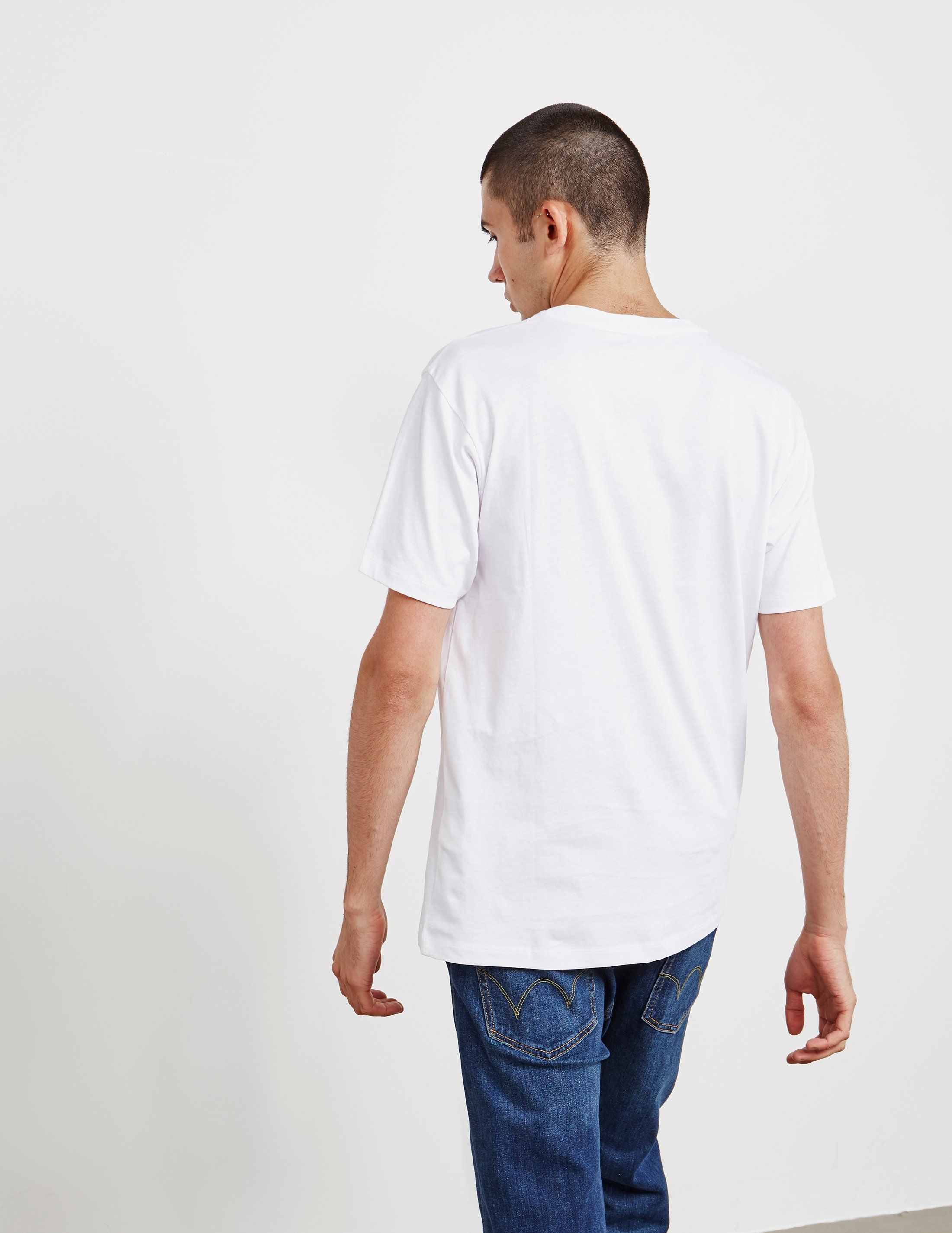 Fiorucci Leather Short Sleeve T-Shirt - Online Exclusive