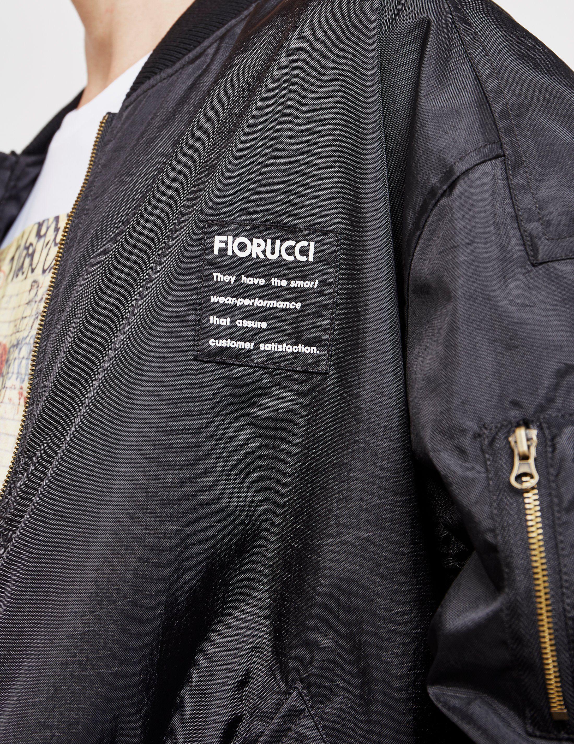 Fiorucci Equipe Bomber Jacket - Online Exclusive