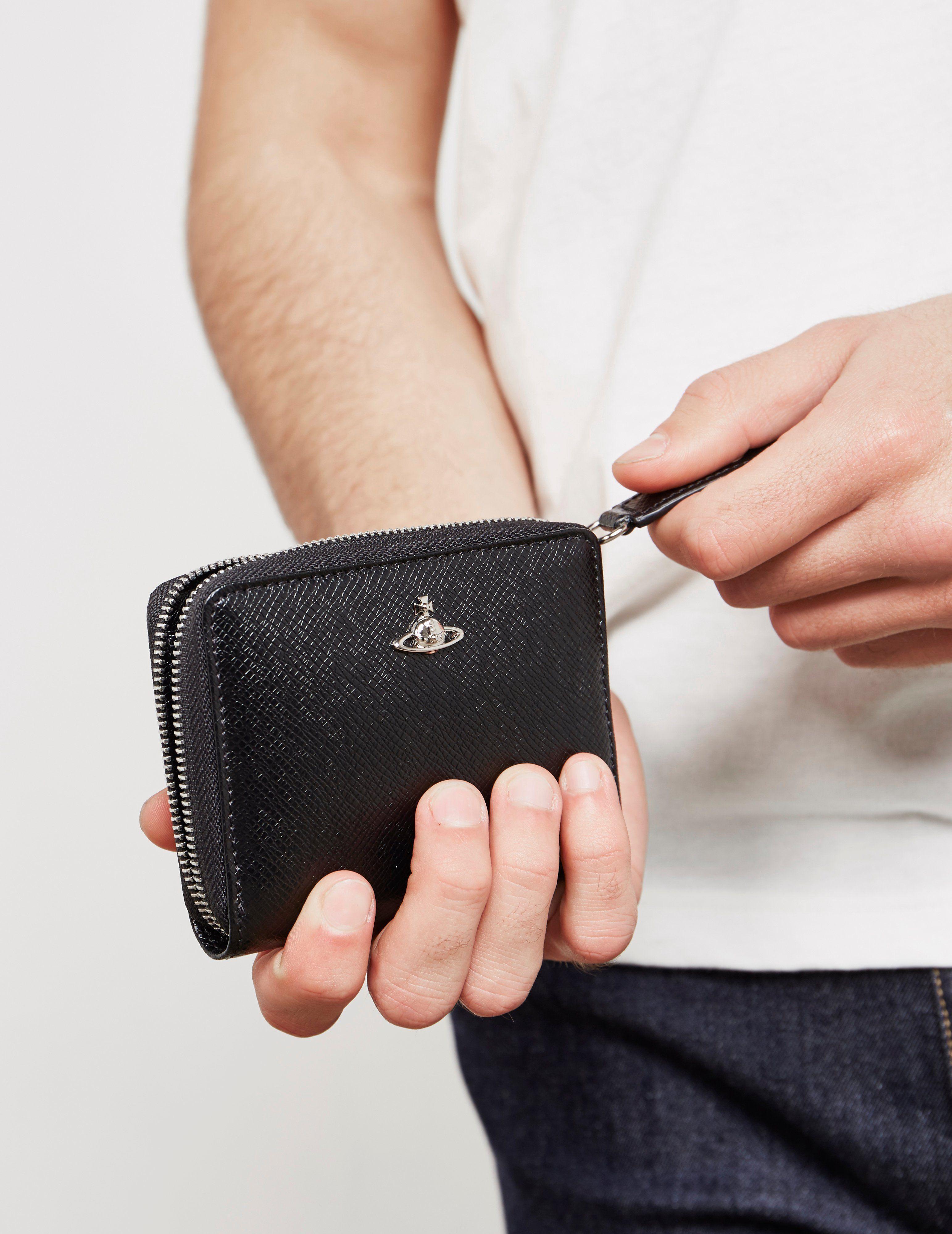 Vivienne Westwood Zip Around Wallet