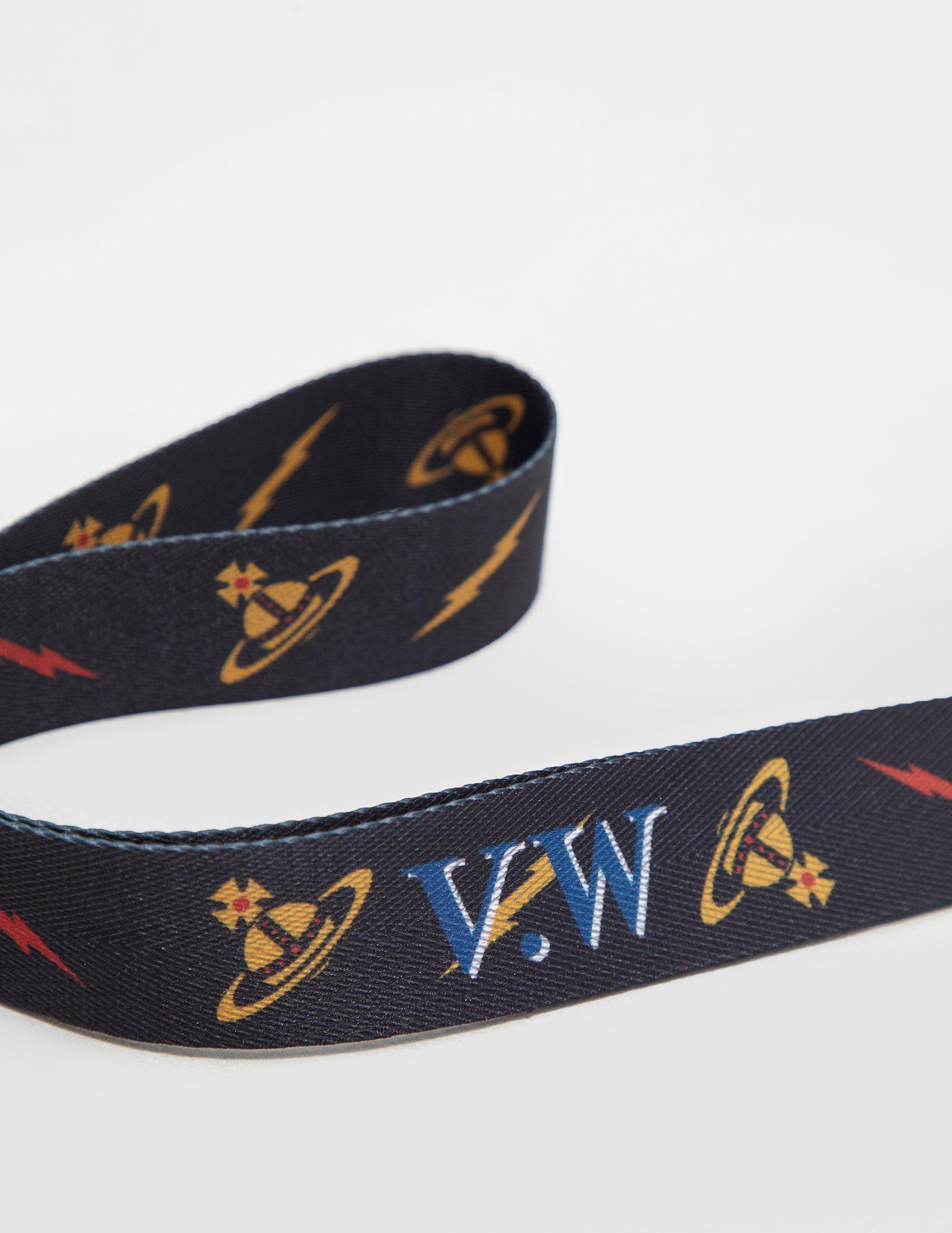 Vivienne Westwood Card Lanyard - Online Exclusive