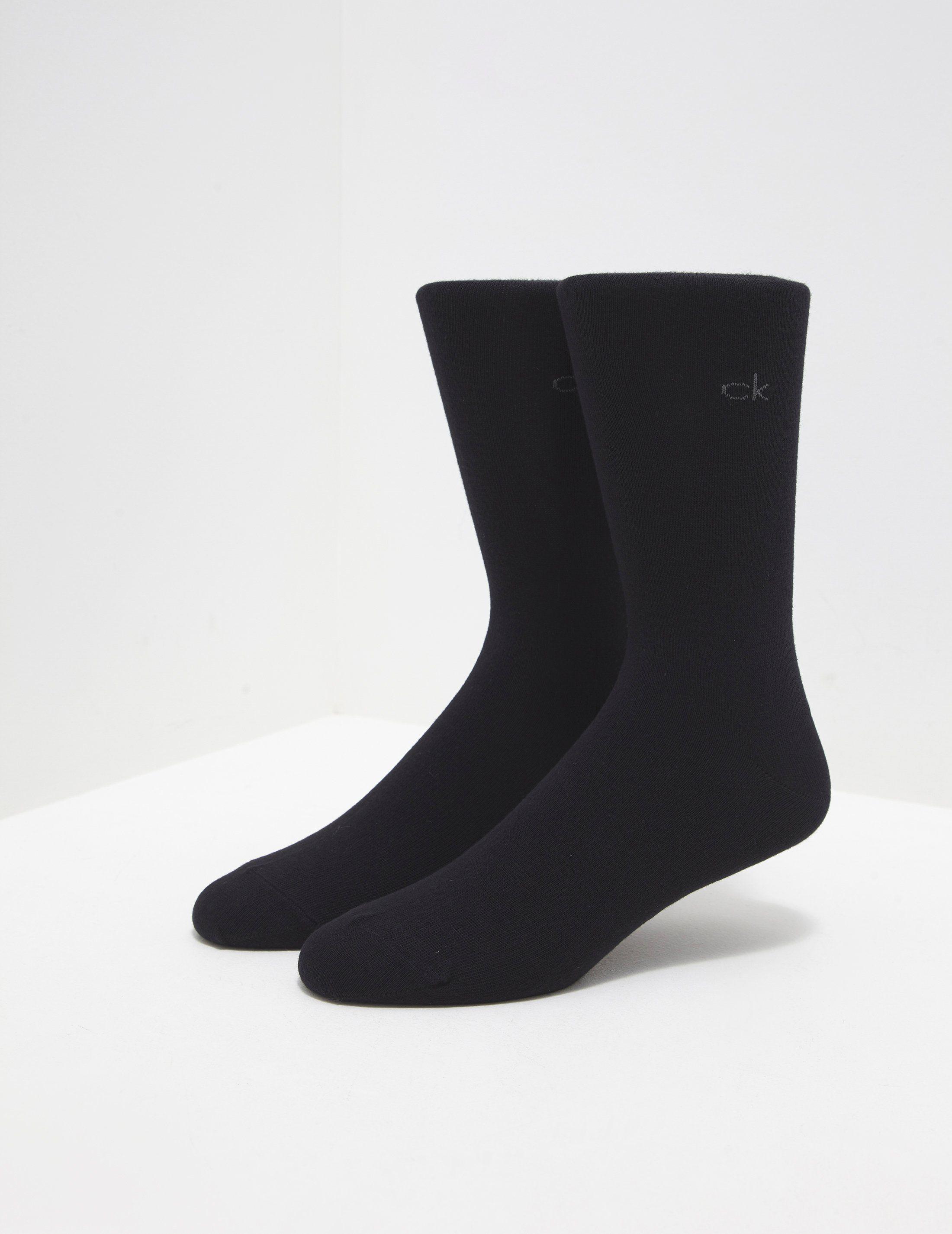 Calvin Klein 2-Pack Small Logo Socks